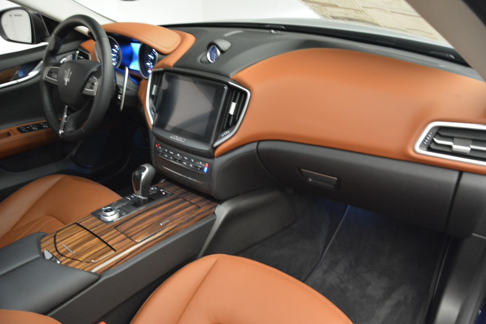 New 2018 Maserati Ghibli S Q4 For Sale In Greenwich, CT 1706_p19