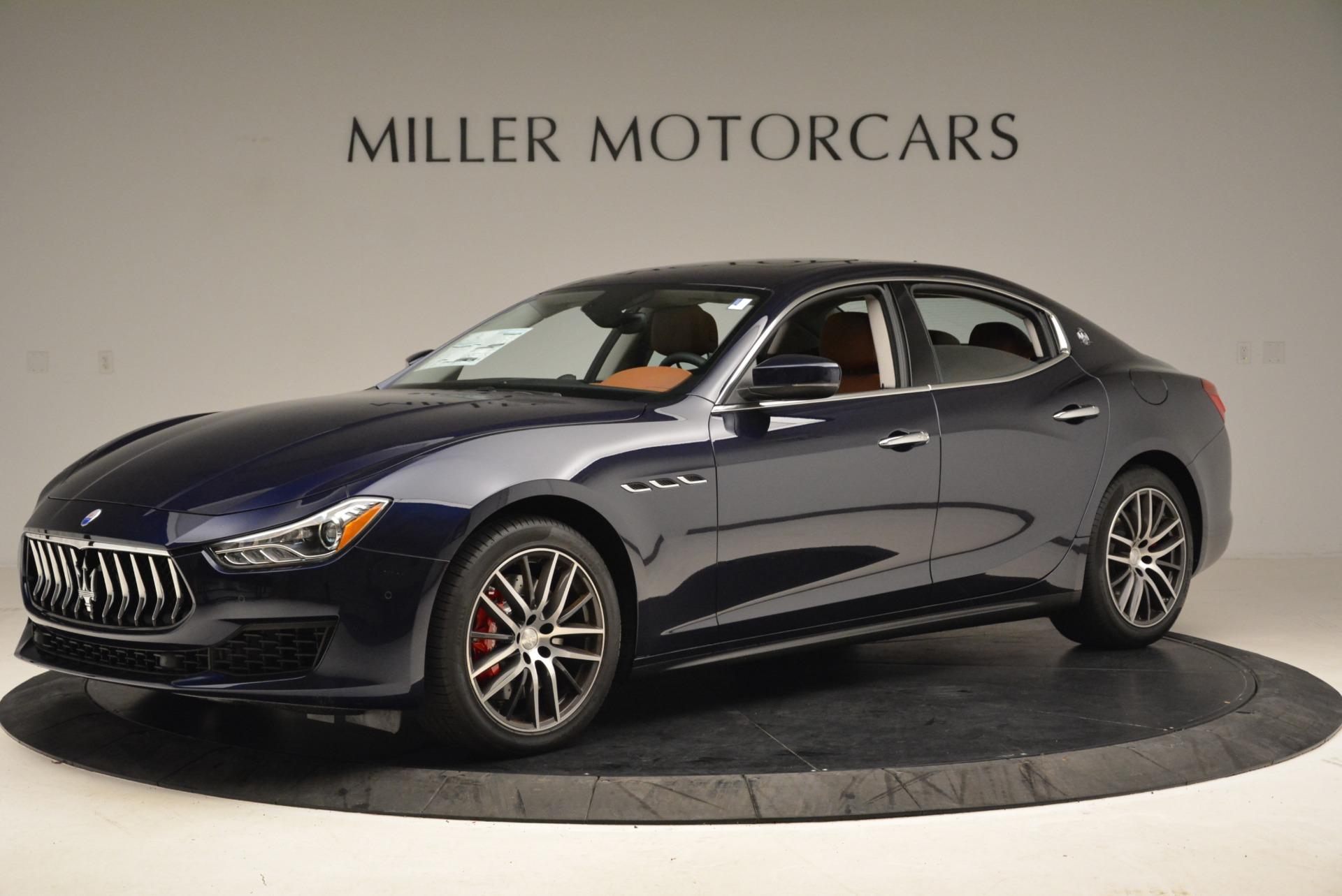 New 2018 Maserati Ghibli S Q4 For Sale In Greenwich, CT 1706_p2