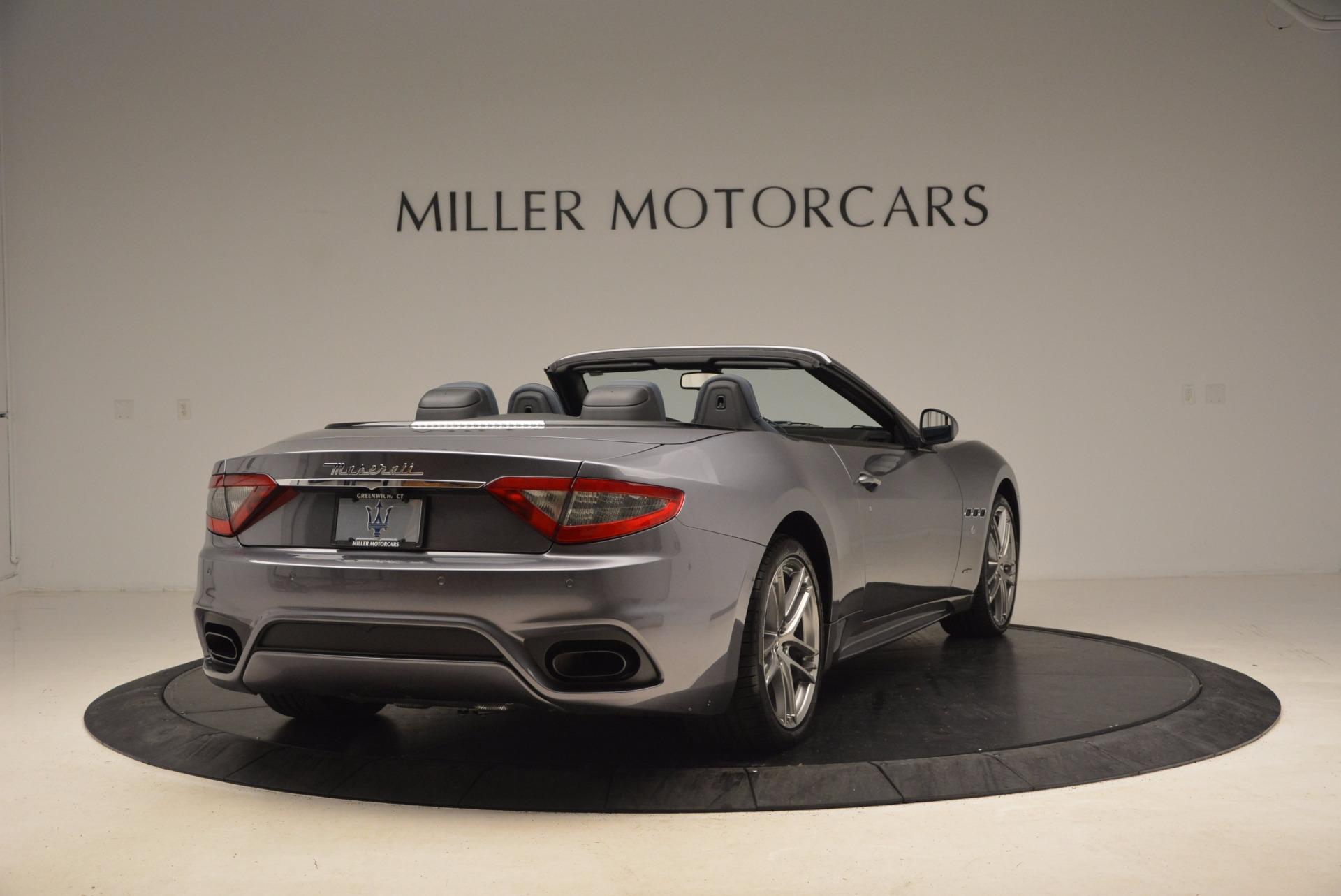 New 2018 Maserati GranTurismo Sport For Sale In Greenwich, CT 1707_p19
