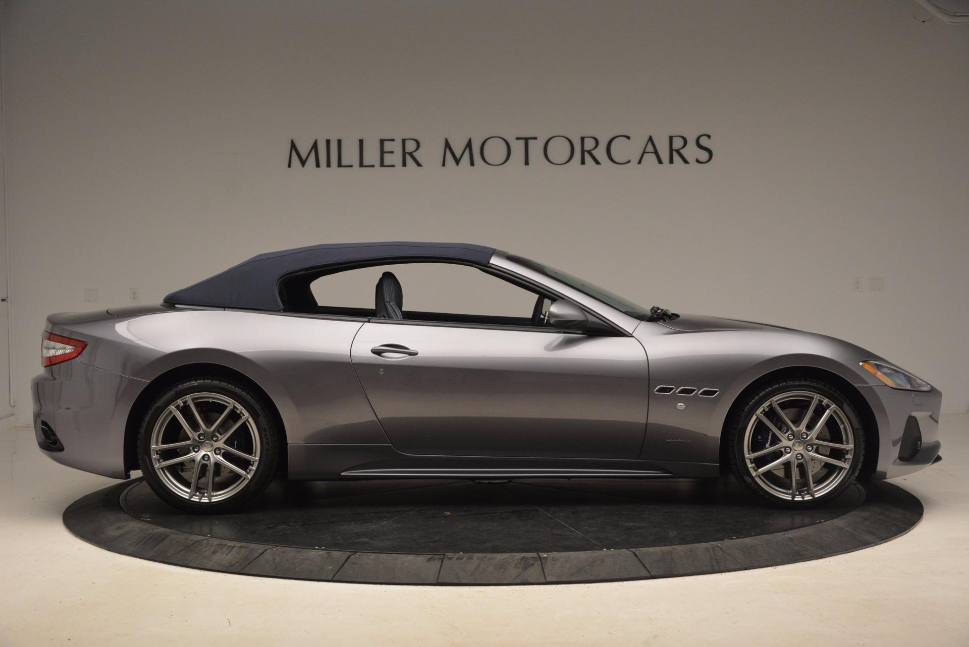 New 2018 Maserati GranTurismo Sport For Sale In Greenwich, CT 1707_p9