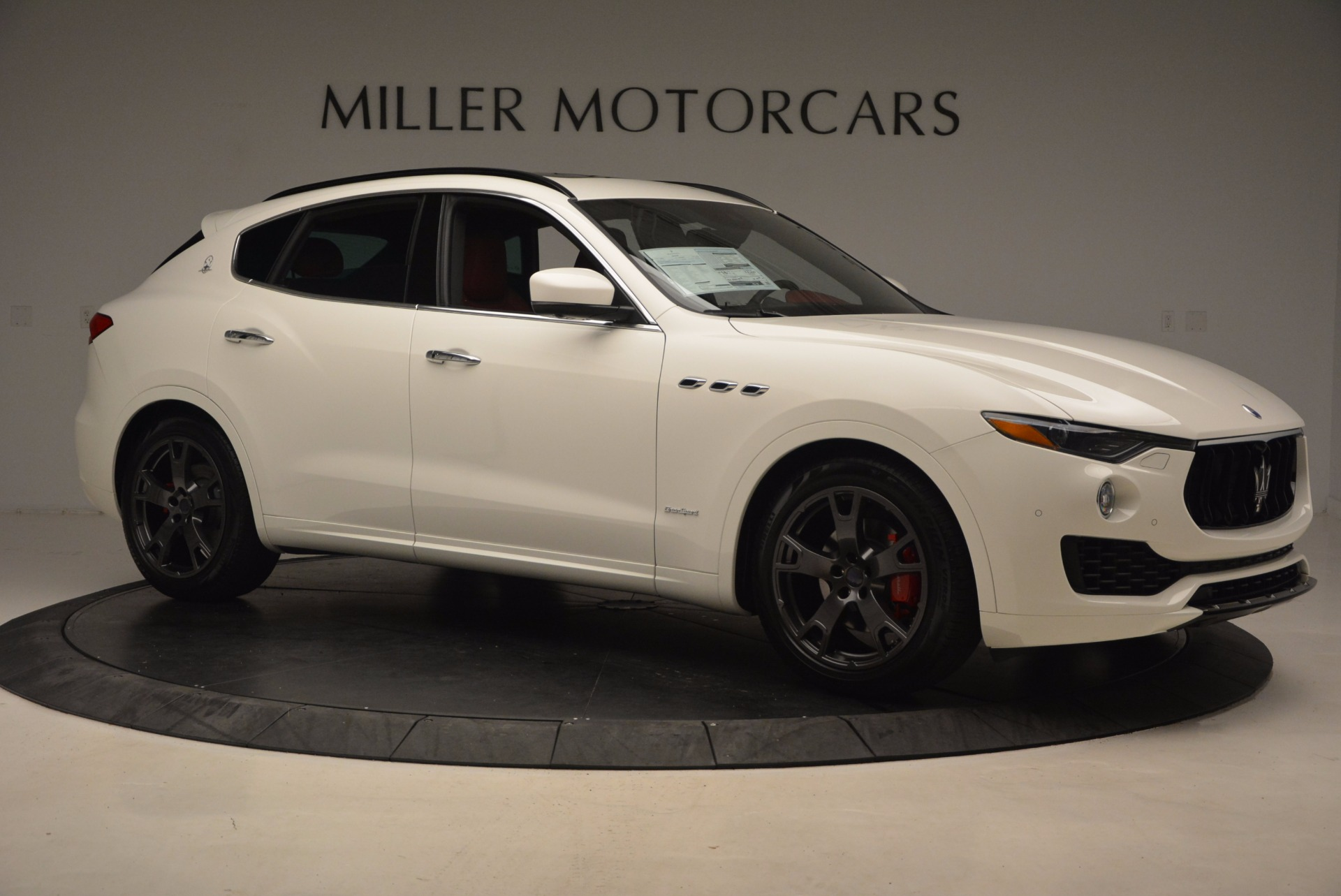 New 2018 Maserati Levante Q4 GranLusso For Sale In Greenwich, CT 1708_p10