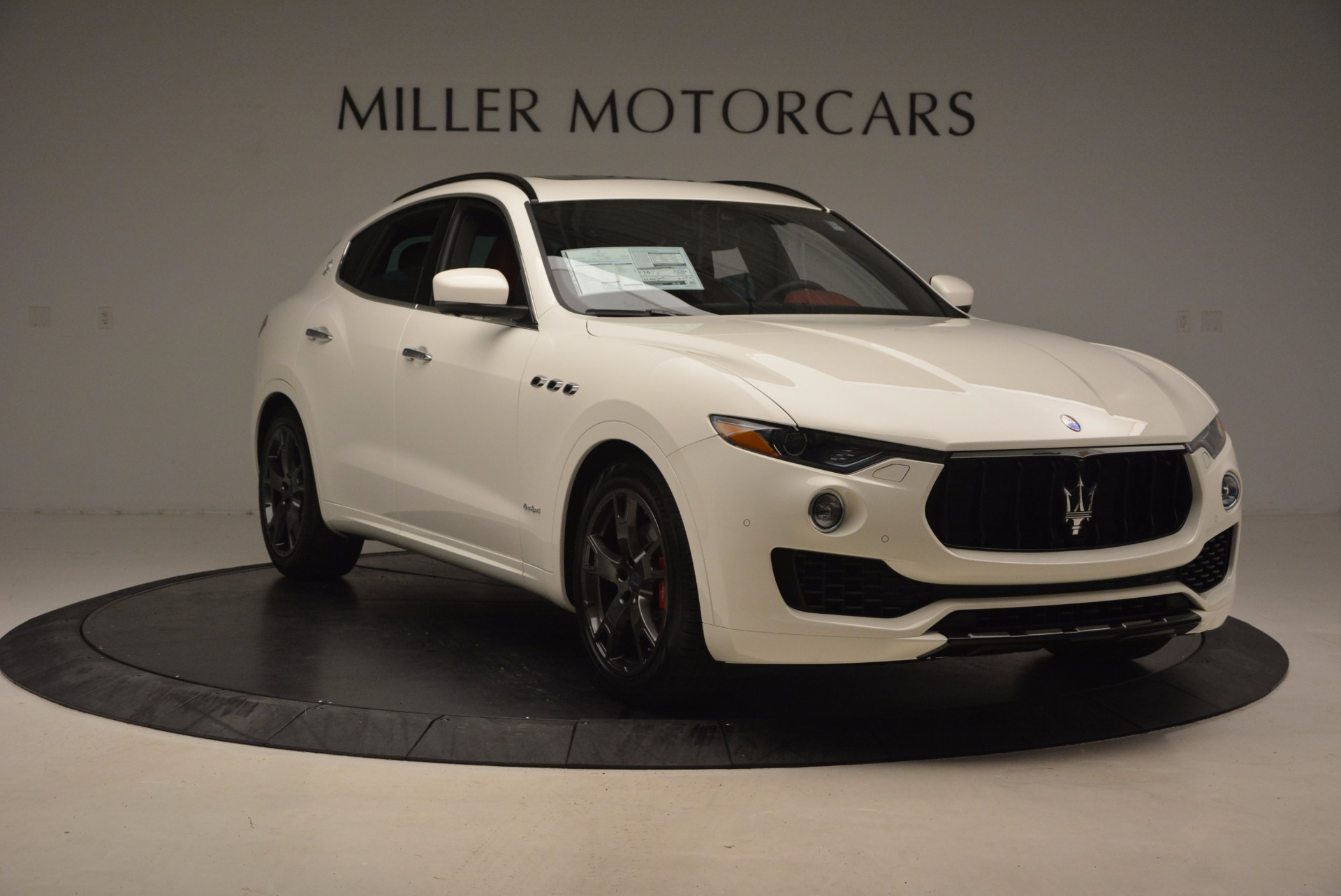 New 2018 Maserati Levante Q4 GranLusso For Sale In Greenwich, CT 1708_p11