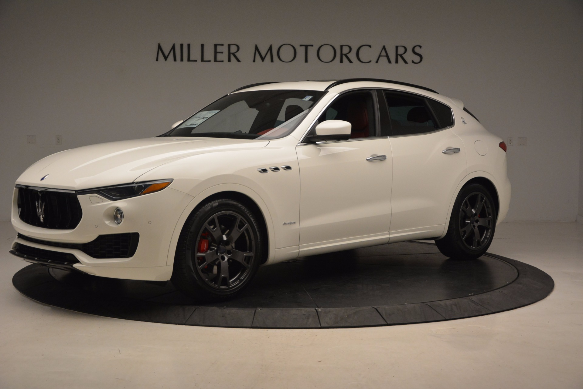 New 2018 Maserati Levante Q4 GranLusso For Sale In Greenwich, CT 1708_p2