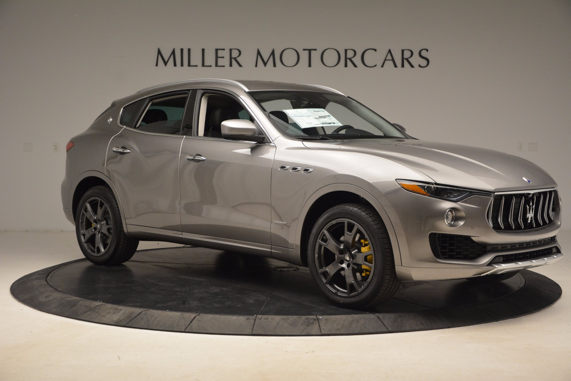 New 2018 Maserati Levante Q4 GranLusso For Sale In Greenwich, CT 1709_p10