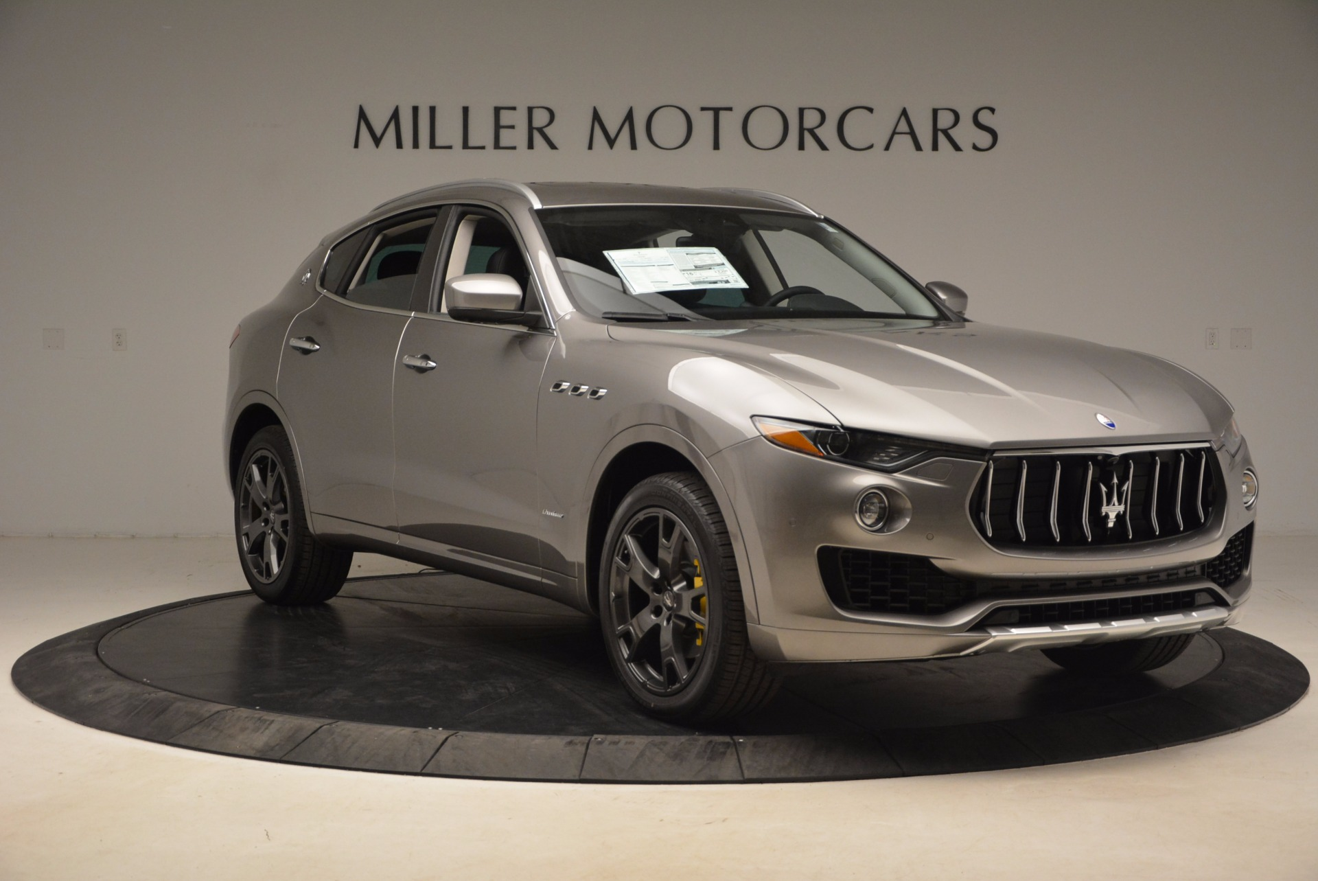 New 2018 Maserati Levante Q4 GranLusso For Sale In Greenwich, CT 1709_p11
