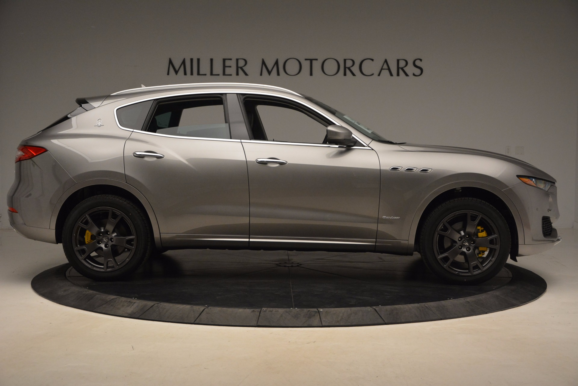 New 2018 Maserati Levante Q4 GranLusso For Sale In Greenwich, CT 1709_p9