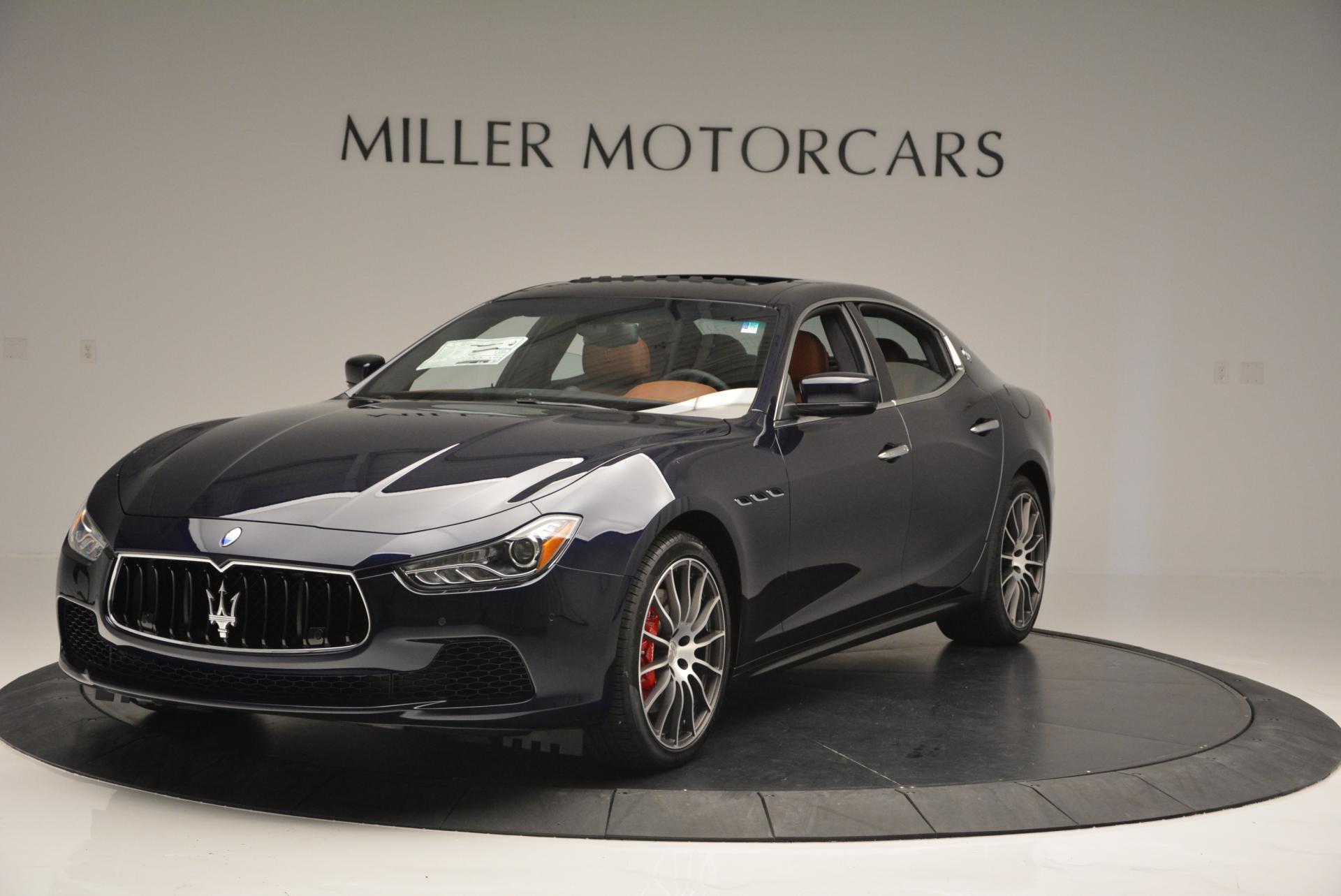 New 2016 Maserati Ghibli S Q4 For Sale In Greenwich, CT 171_main