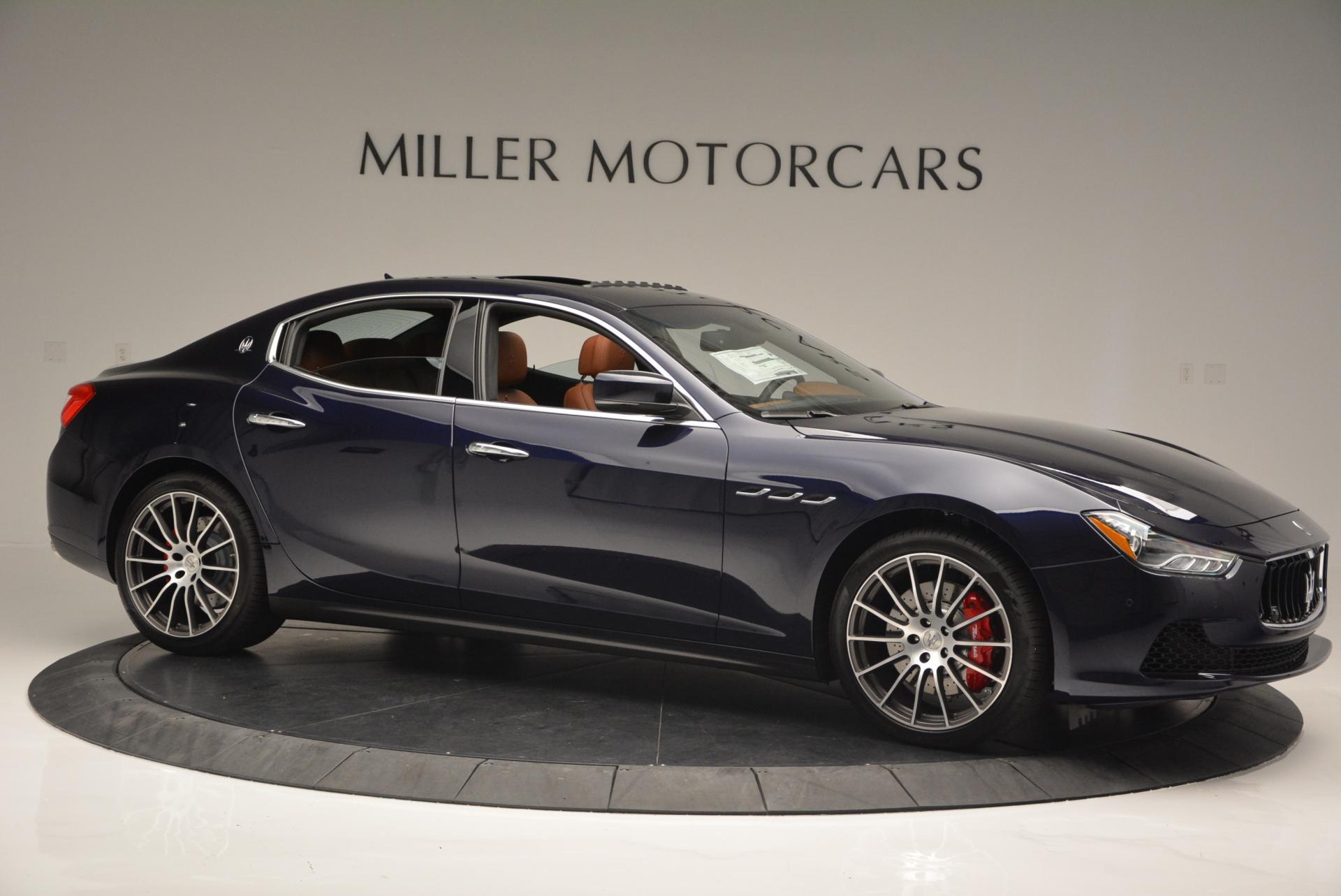 New 2016 Maserati Ghibli S Q4 For Sale In Greenwich, CT 171_p10