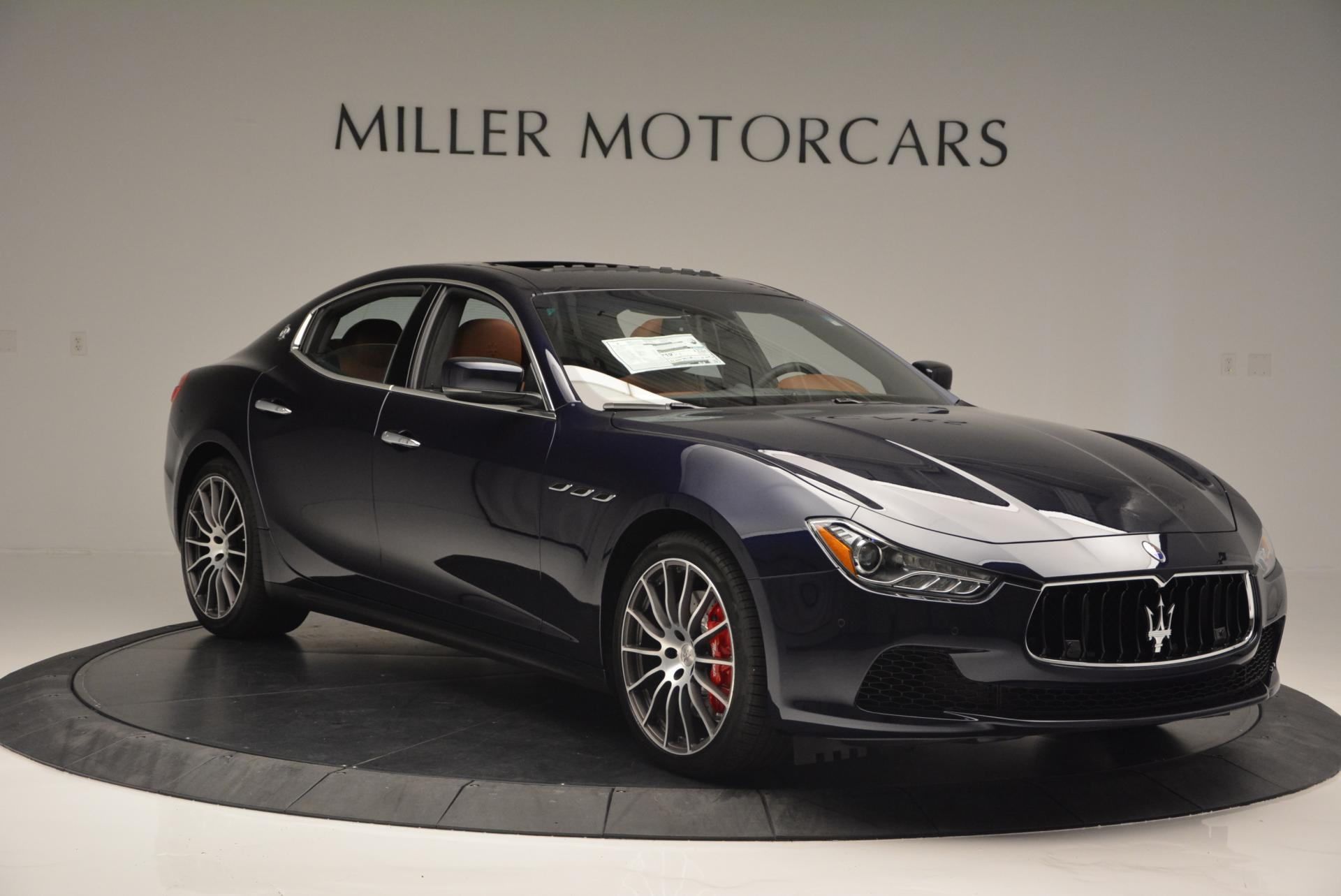 New 2016 Maserati Ghibli S Q4 For Sale In Greenwich, CT 171_p11