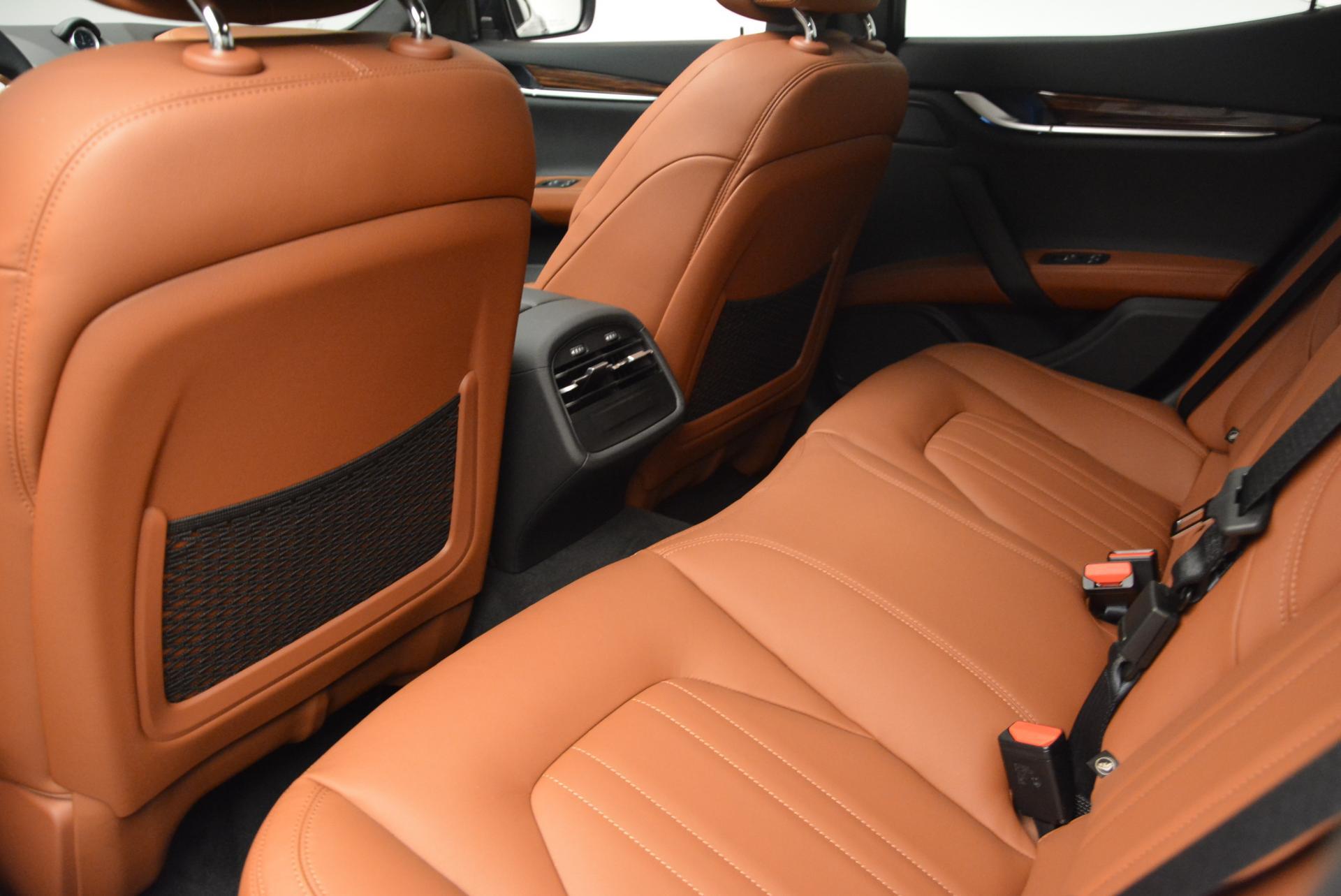 New 2016 Maserati Ghibli S Q4 For Sale In Greenwich, CT 171_p14