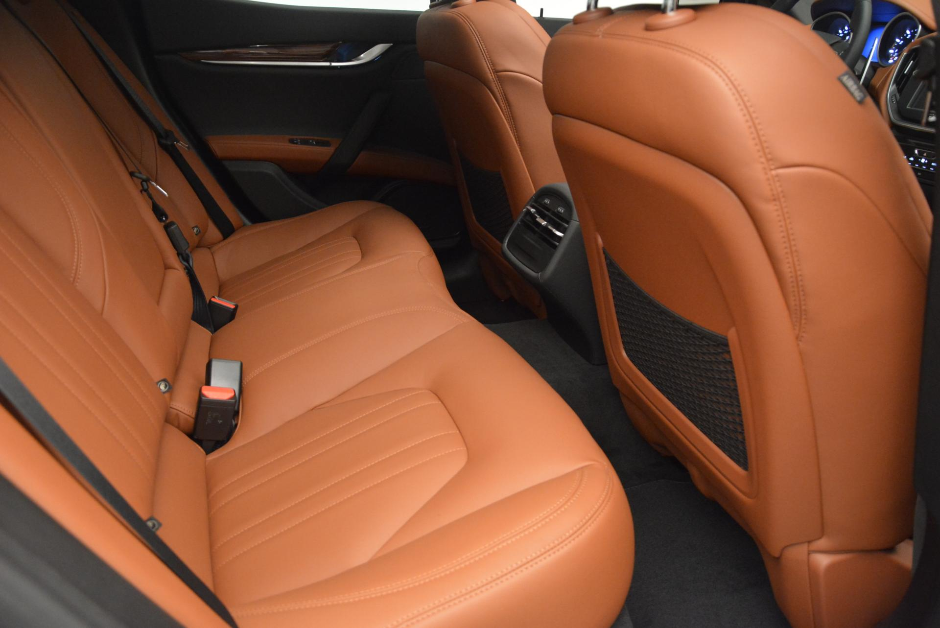 New 2016 Maserati Ghibli S Q4 For Sale In Greenwich, CT 171_p20