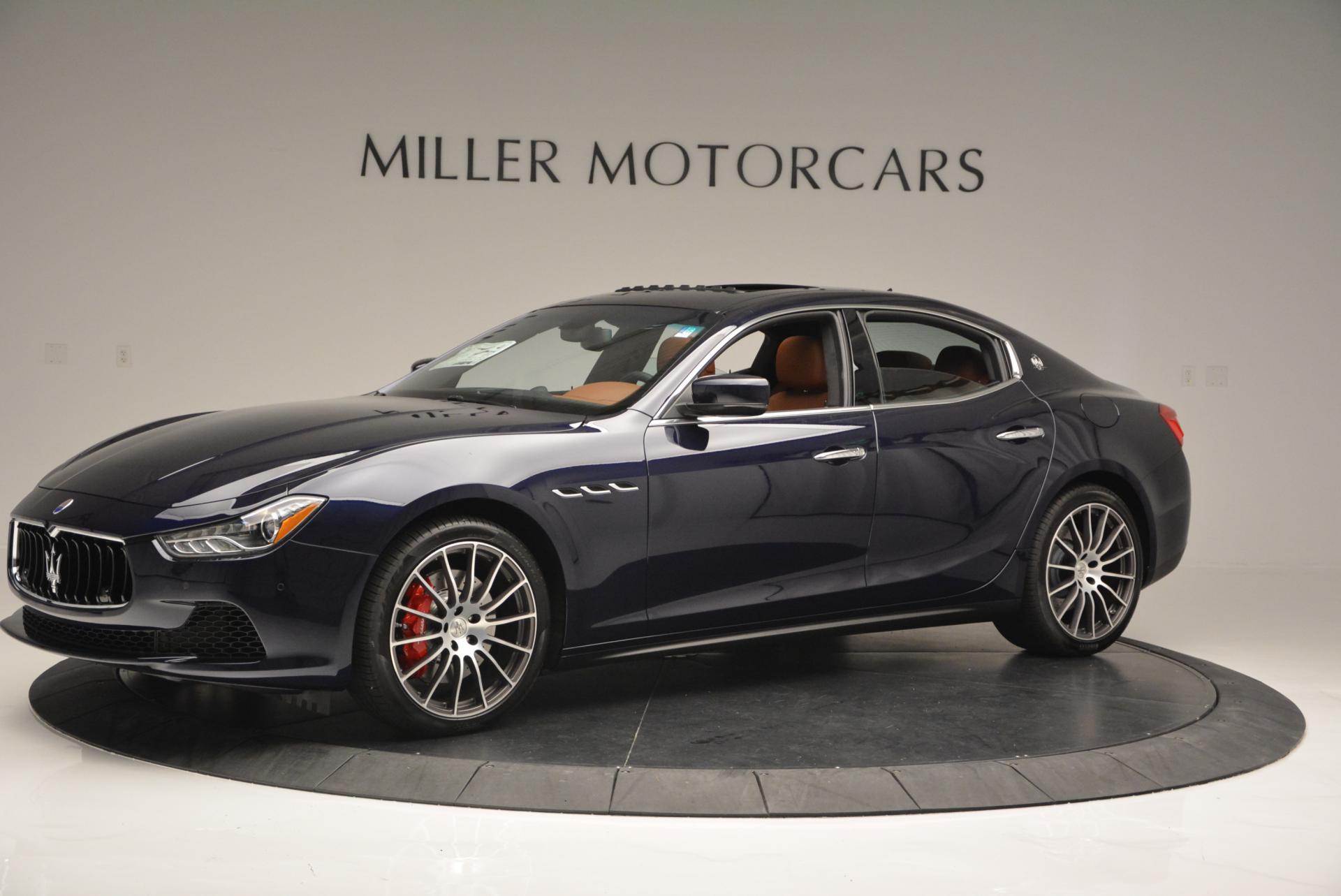 New 2016 Maserati Ghibli S Q4 For Sale In Greenwich, CT 171_p3
