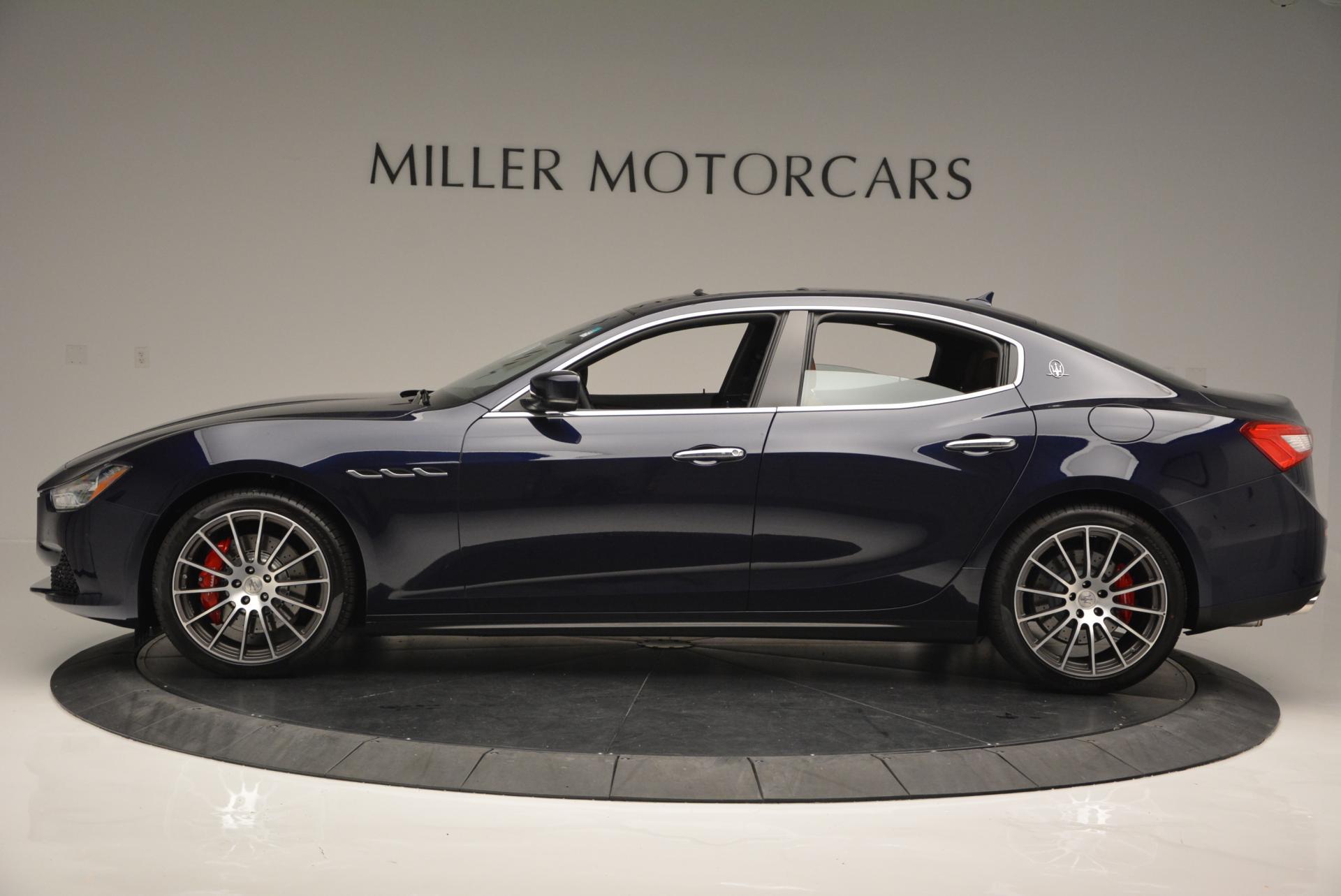 New 2016 Maserati Ghibli S Q4 For Sale In Greenwich, CT 171_p4