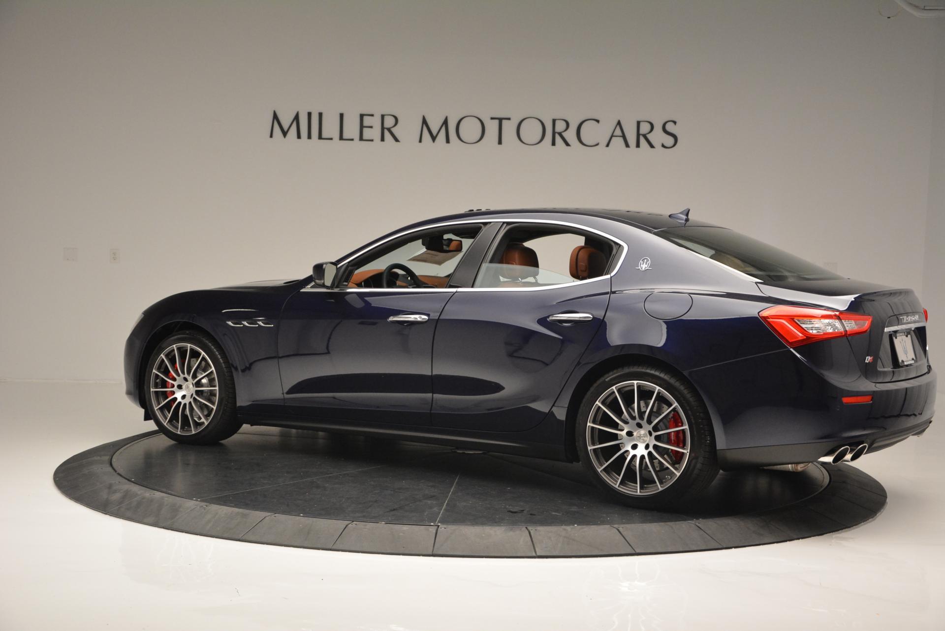 New 2016 Maserati Ghibli S Q4 For Sale In Greenwich, CT 171_p5