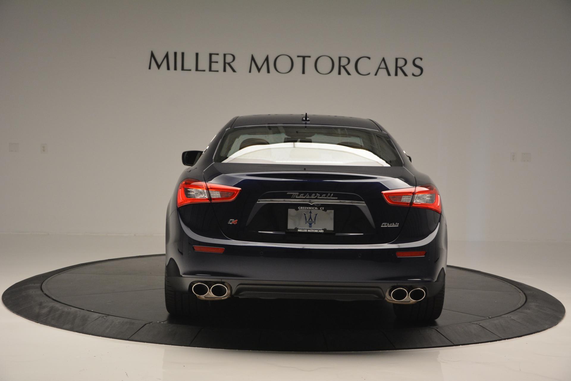 New 2016 Maserati Ghibli S Q4 For Sale In Greenwich, CT 171_p6