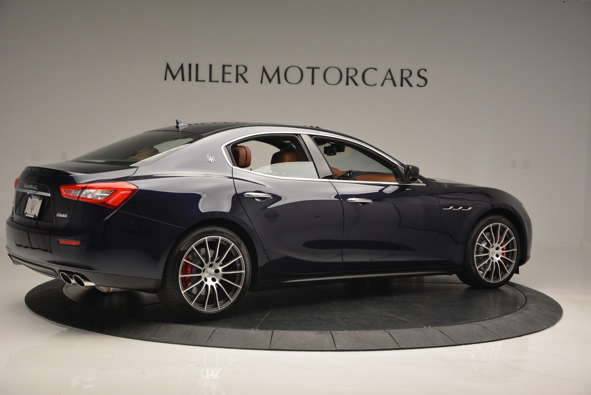 New 2016 Maserati Ghibli S Q4 For Sale In Greenwich, CT 171_p8