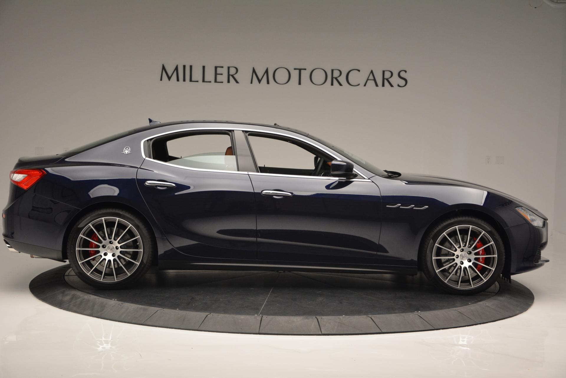 New 2016 Maserati Ghibli S Q4 For Sale In Greenwich, CT 171_p9