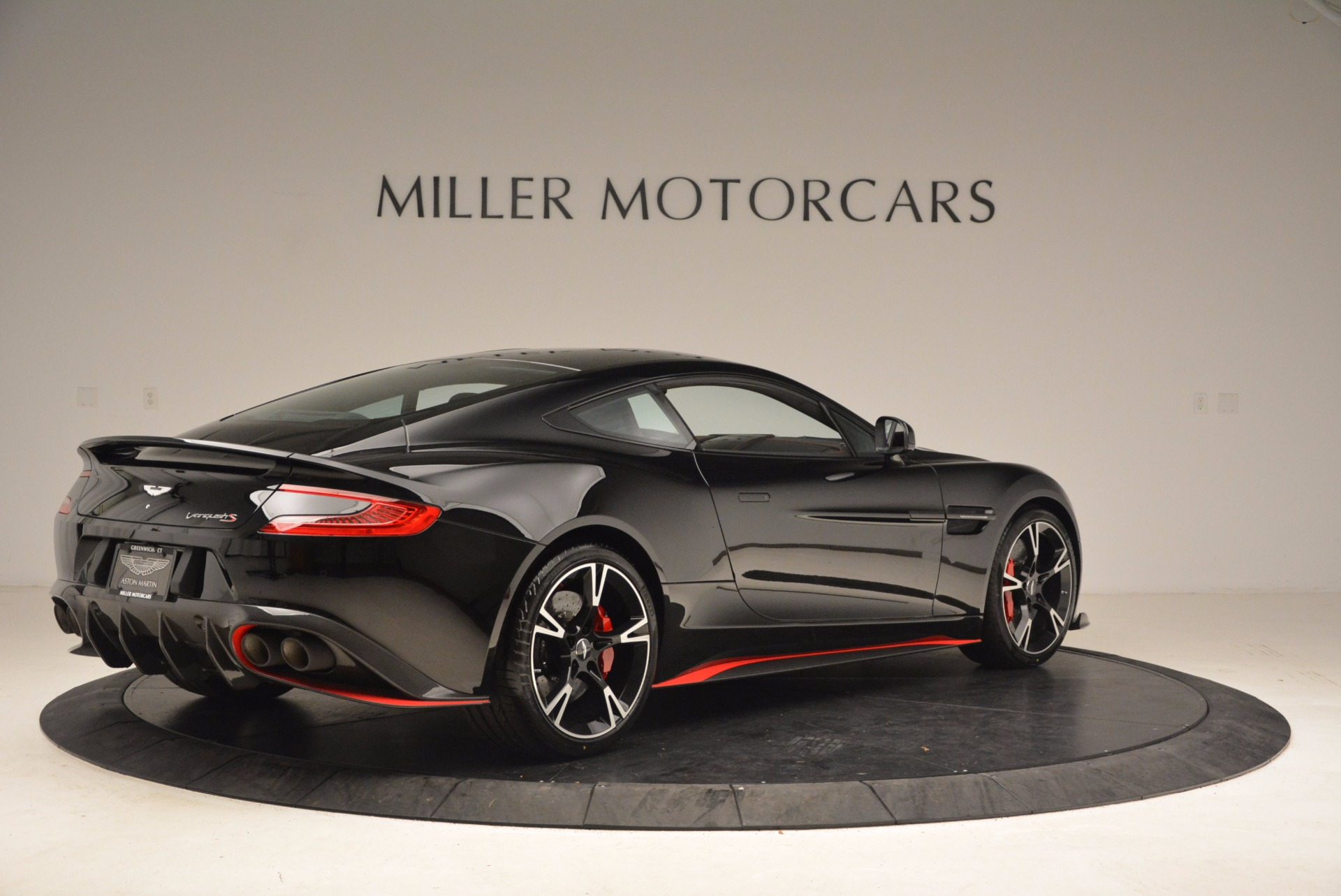 Used 2018 Aston Martin Vanquish S  For Sale In Greenwich, CT 1710_p8