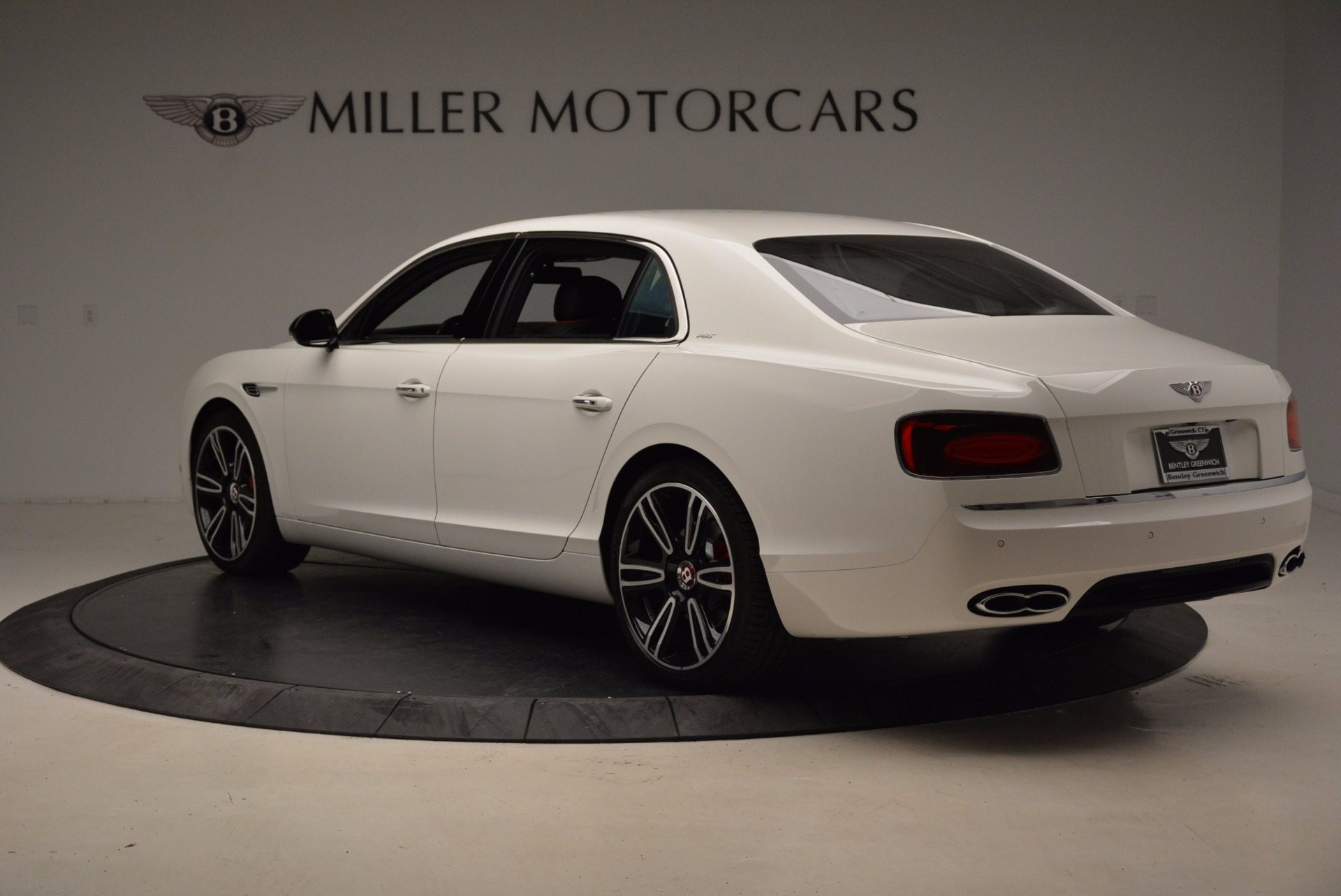 New 2017 Bentley Flying Spur V8 S For Sale In Greenwich, CT 1711_p6