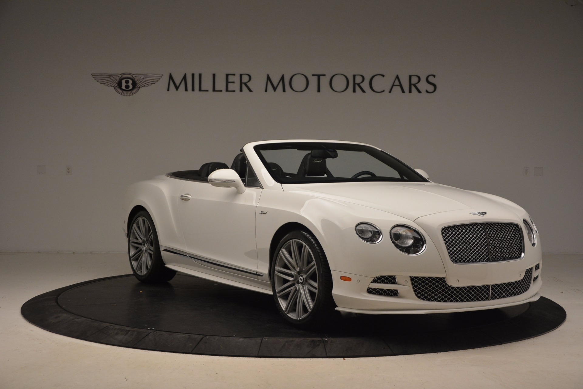 Used 2015 Bentley Continental GT Speed For Sale In Greenwich, CT 1714_p11