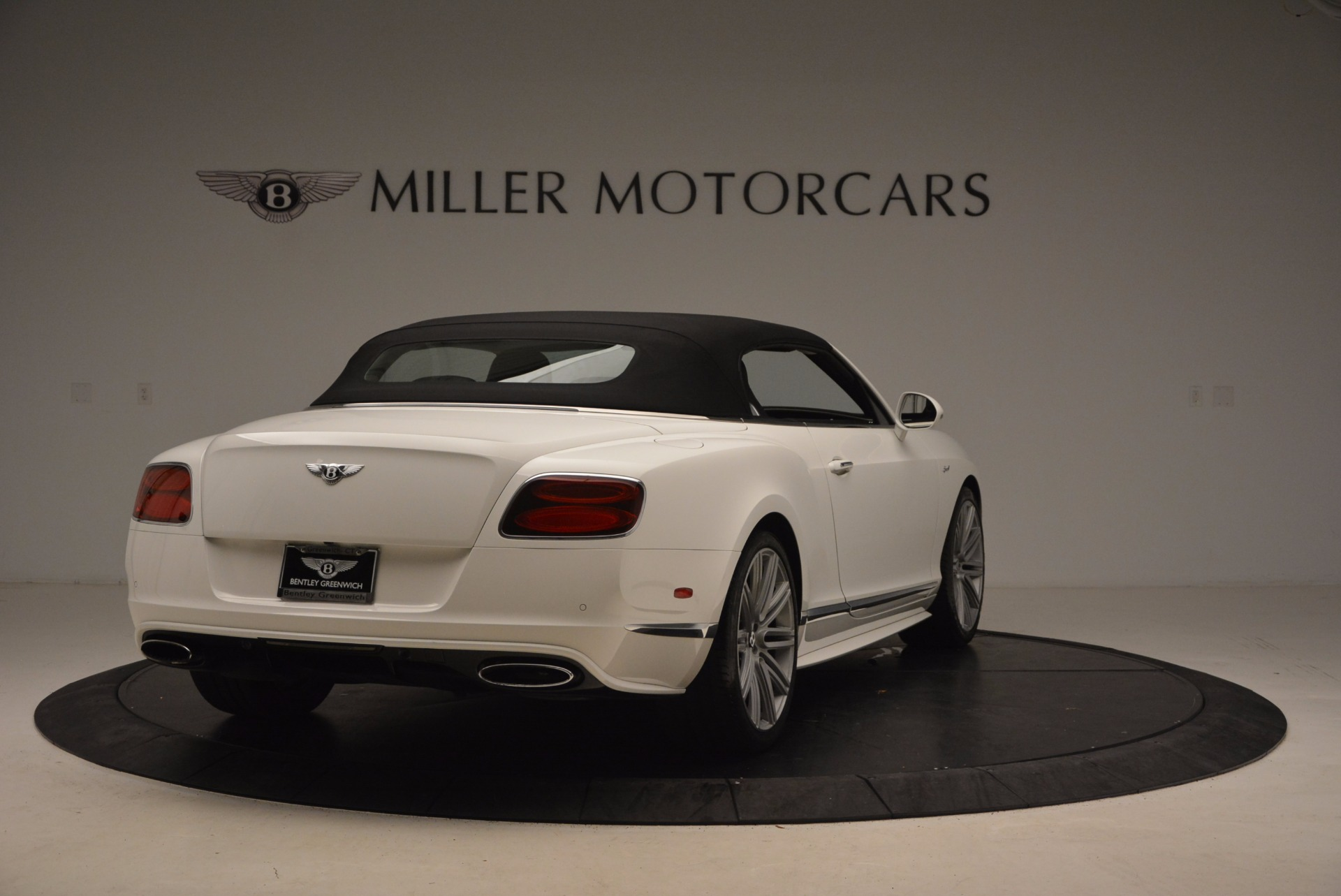 Used 2015 Bentley Continental GT Speed For Sale In Greenwich, CT 1714_p19