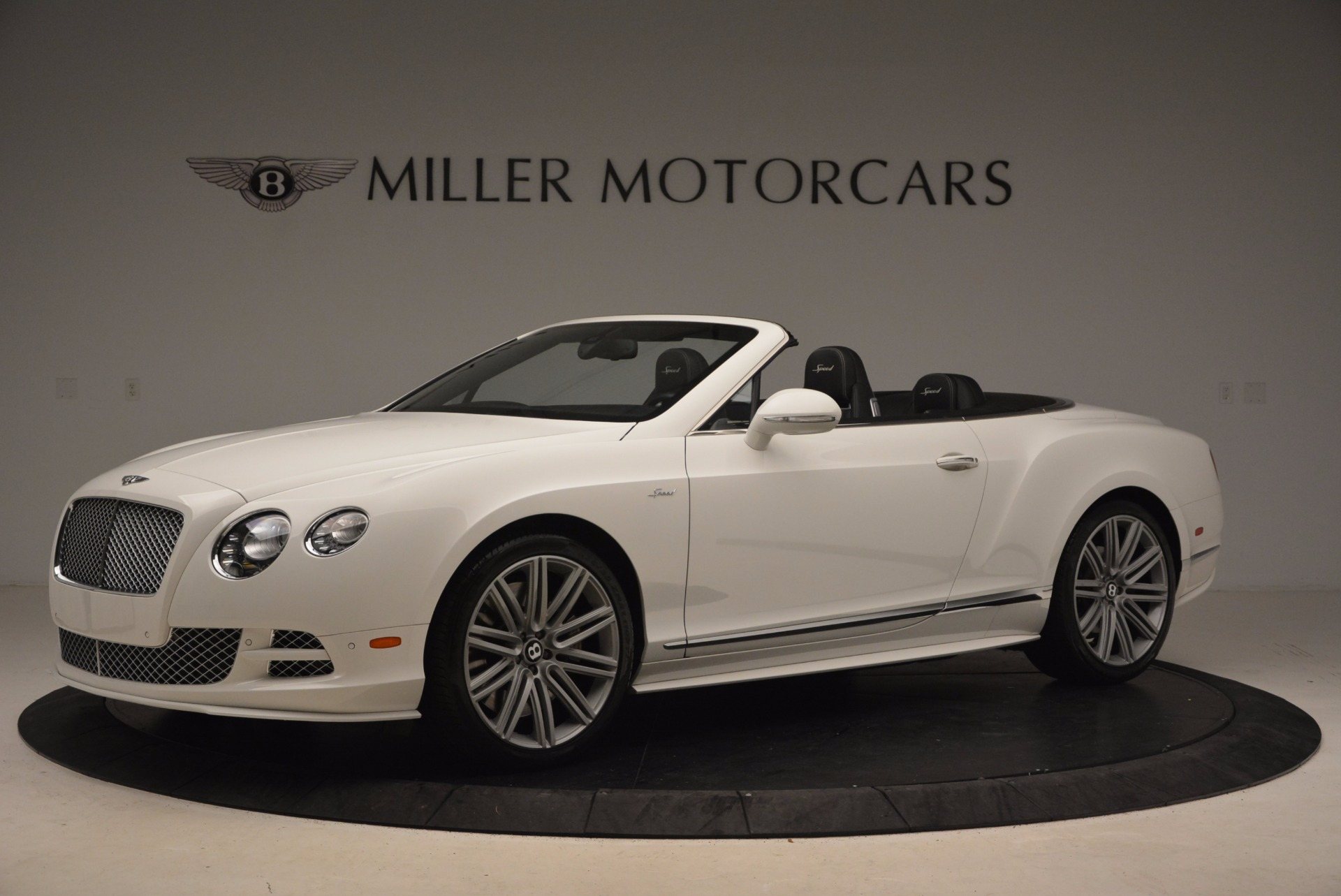Used 2015 Bentley Continental GT Speed For Sale In Greenwich, CT 1714_p2