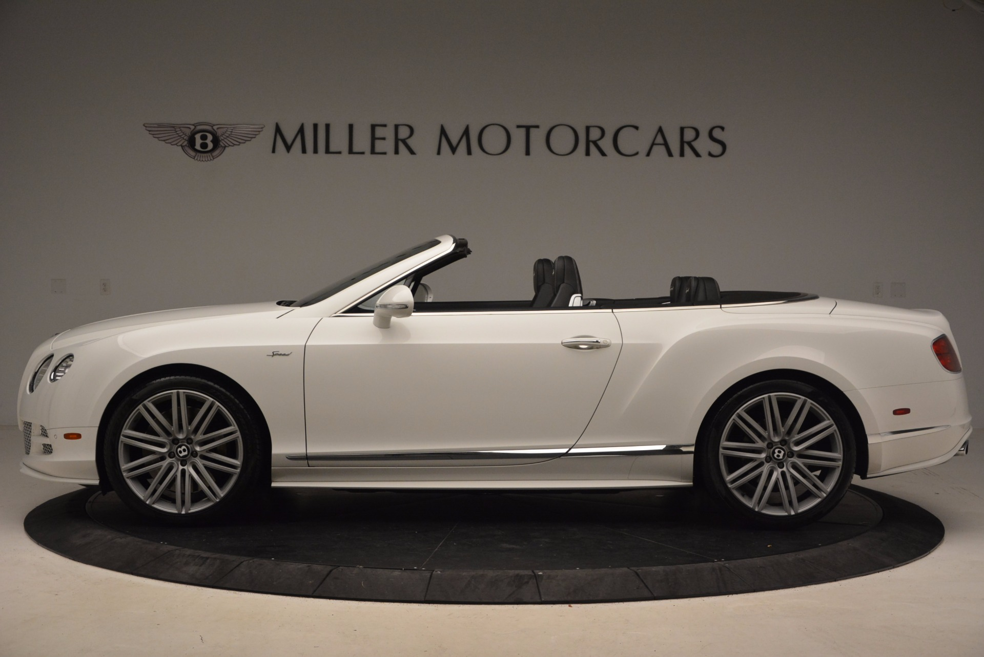 Used 2015 Bentley Continental GT Speed For Sale In Greenwich, CT 1714_p3