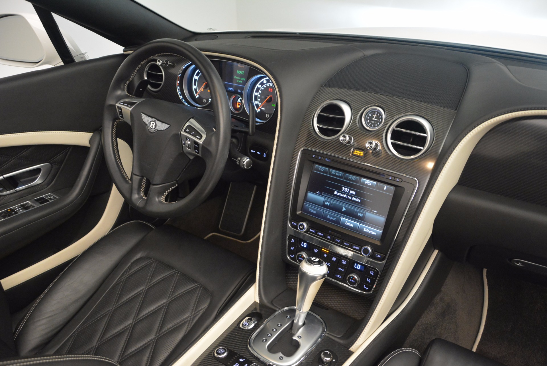 Used 2015 Bentley Continental GT Speed For Sale In Greenwich, CT 1714_p48