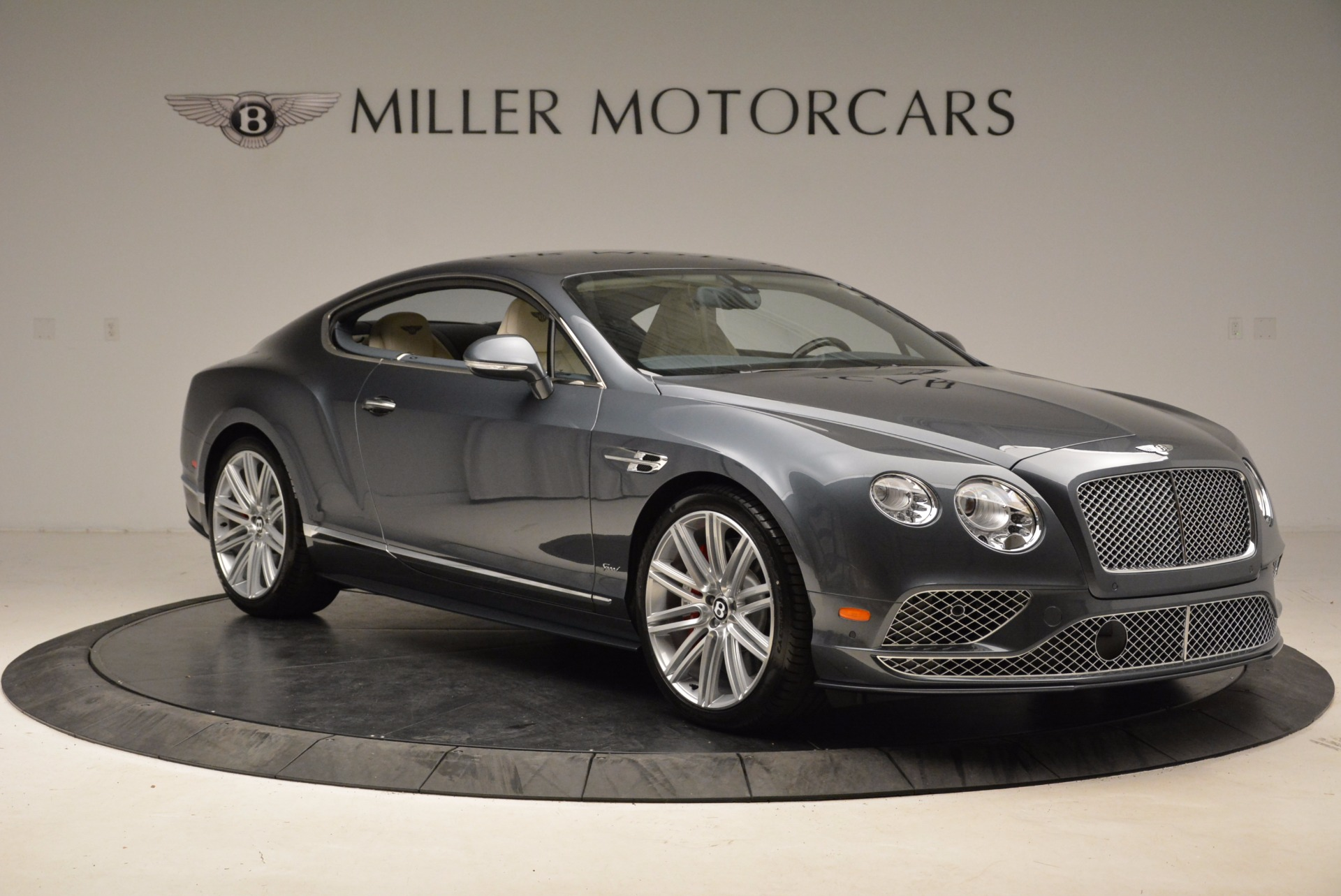 New 2017 Bentley Continental GT Speed For Sale In Greenwich, CT 1715_p11