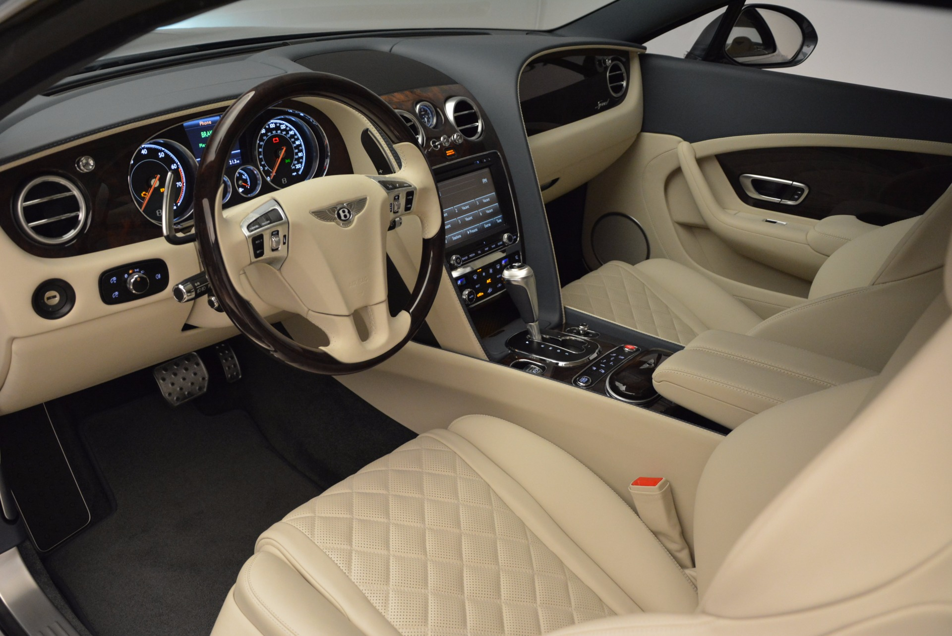 New 2017 Bentley Continental GT Speed For Sale In Greenwich, CT 1715_p18