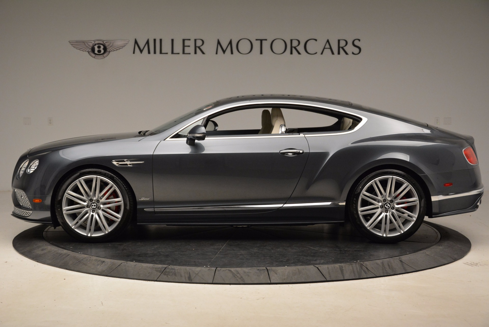 New 2017 Bentley Continental GT Speed For Sale In Greenwich, CT 1715_p3