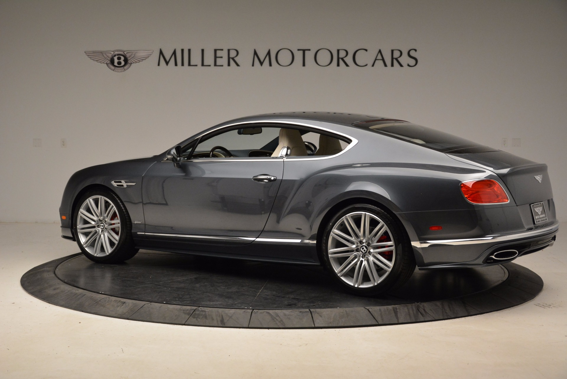 New 2017 Bentley Continental GT Speed For Sale In Greenwich, CT 1715_p4