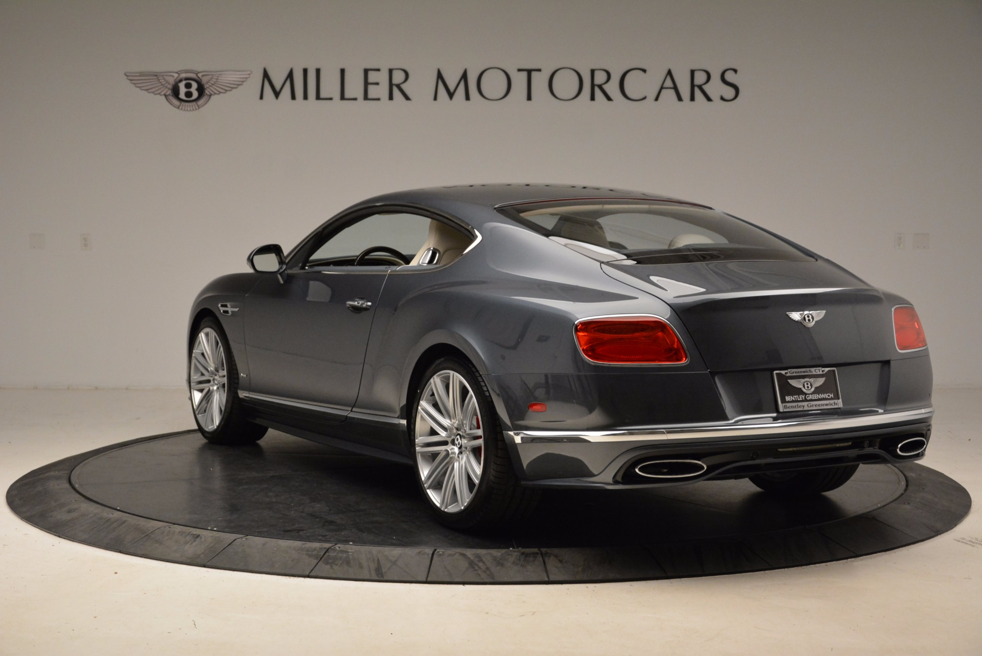 New 2017 Bentley Continental GT Speed For Sale In Greenwich, CT 1715_p5
