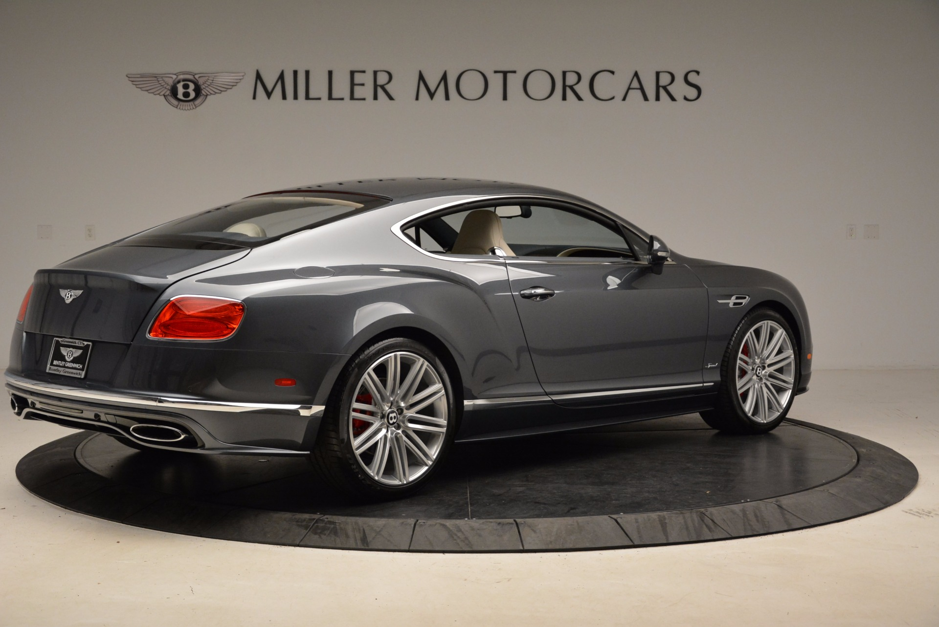 New 2017 Bentley Continental GT Speed For Sale In Greenwich, CT 1715_p8