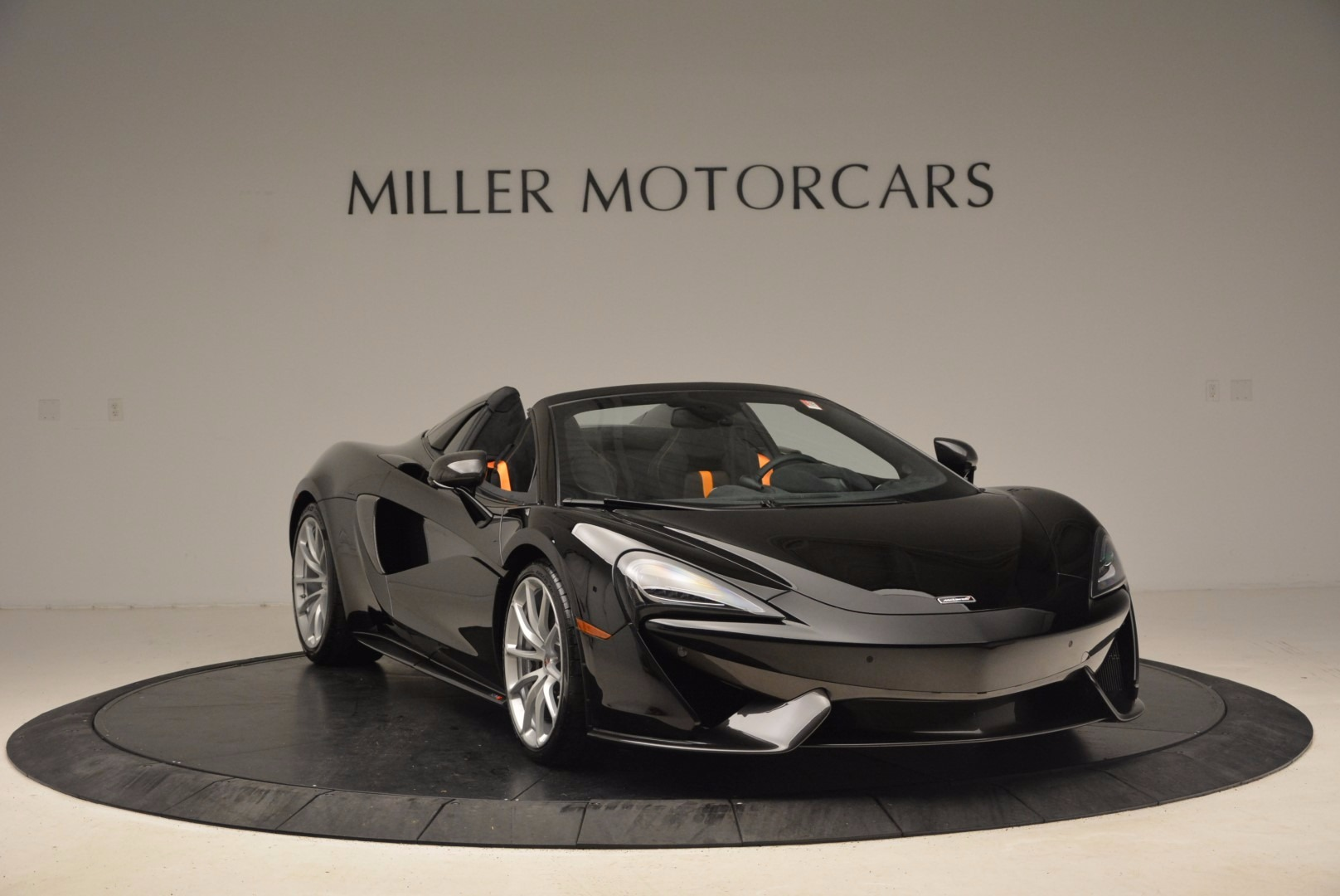 Used 2018 McLaren 570S Spider For Sale In Greenwich, CT 1716_p11