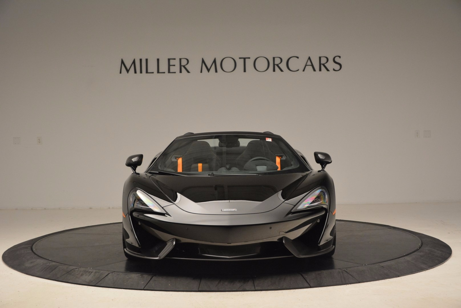 Used 2018 McLaren 570S Spider For Sale In Greenwich, CT 1716_p12