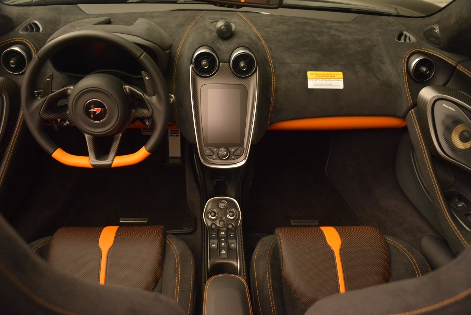 Used 2018 McLaren 570S Spider For Sale In Greenwich, CT 1716_p24