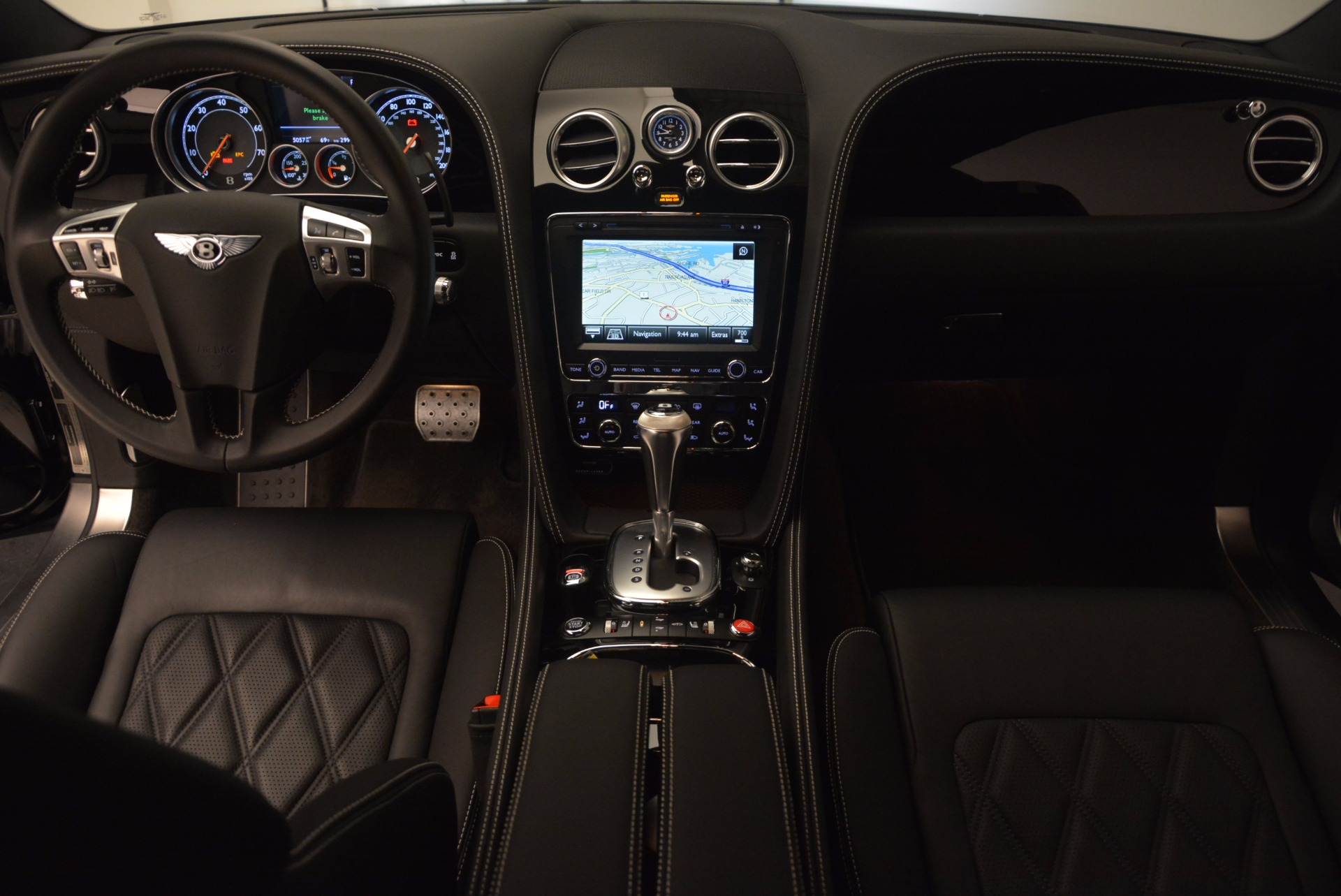 Used 2012 Bentley Continental GT W12 For Sale In Greenwich, CT 1717_p19