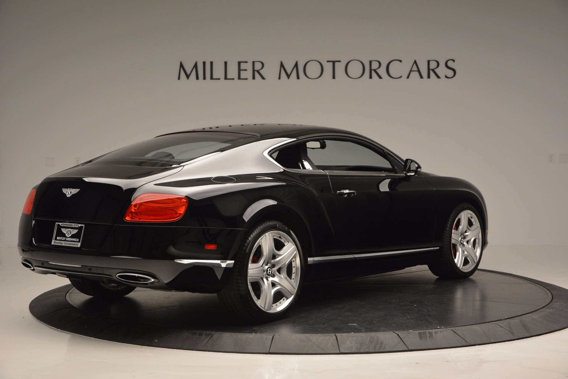 Used 2012 Bentley Continental GT W12 For Sale In Greenwich, CT 1717_p6