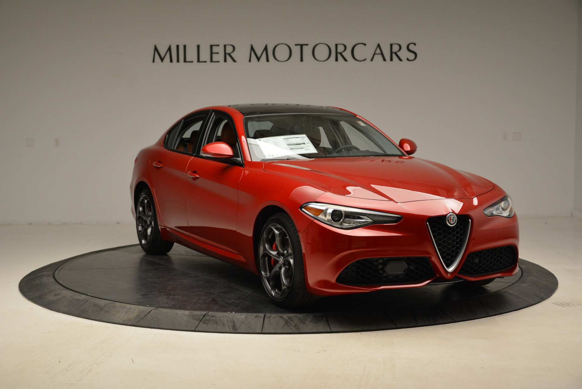 New 2018 Alfa Romeo Giulia Ti Sport Q4 For Sale In Greenwich, CT 1722_p11