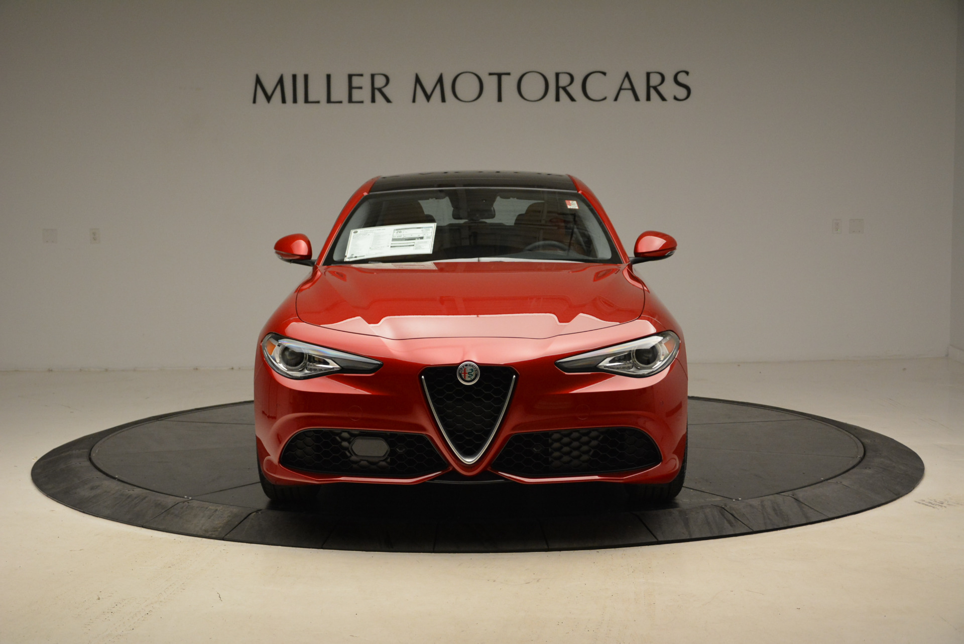 New 2018 Alfa Romeo Giulia Ti Sport Q4 For Sale In Greenwich, CT 1722_p12