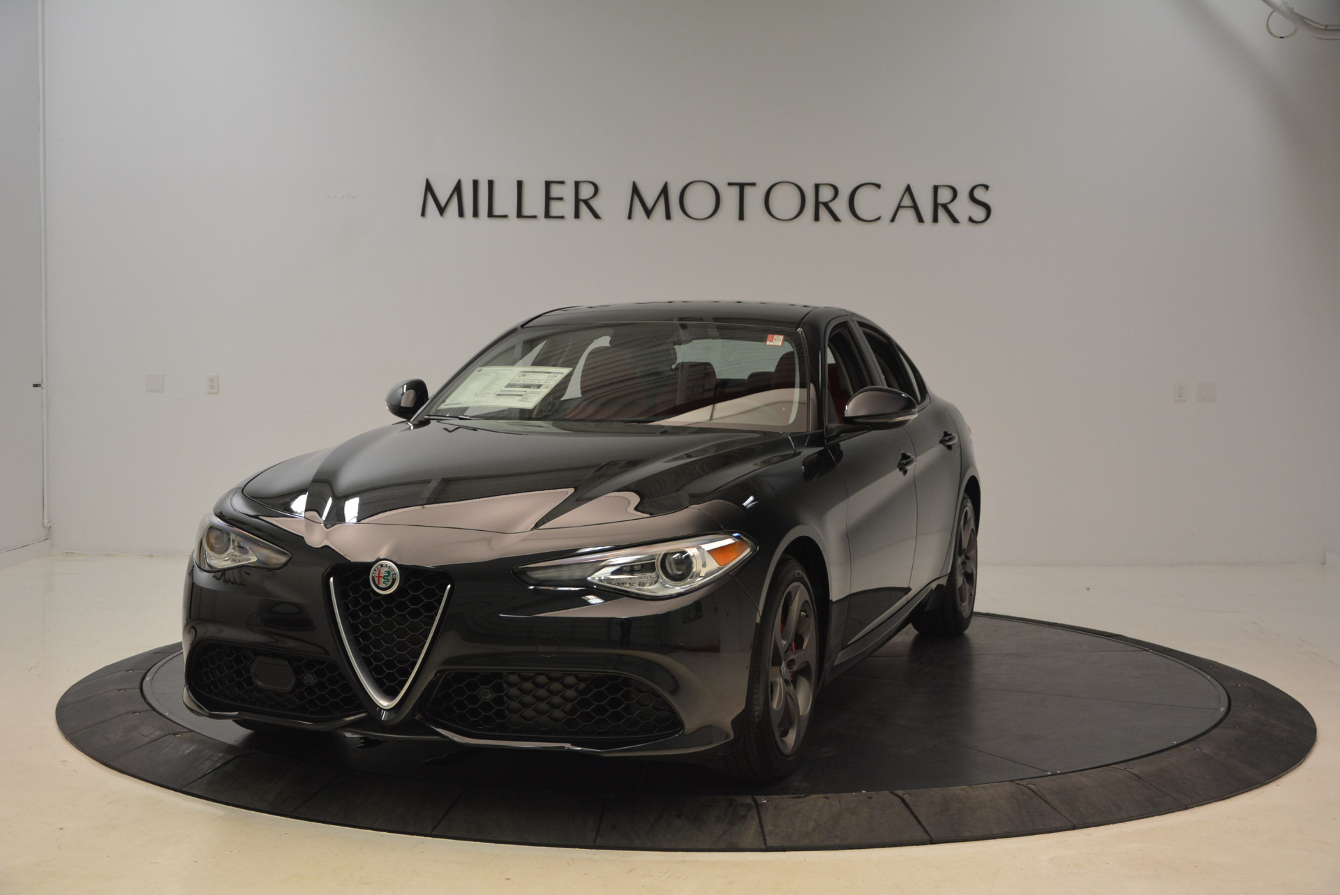 New 2018 Alfa Romeo Giulia Ti Sport Q4 For Sale In Greenwich, CT 1724_main