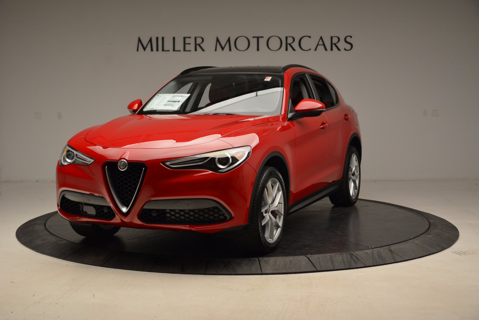 New 2018 Alfa Romeo Stelvio Sport Q4 For Sale In Greenwich, CT 1725_main
