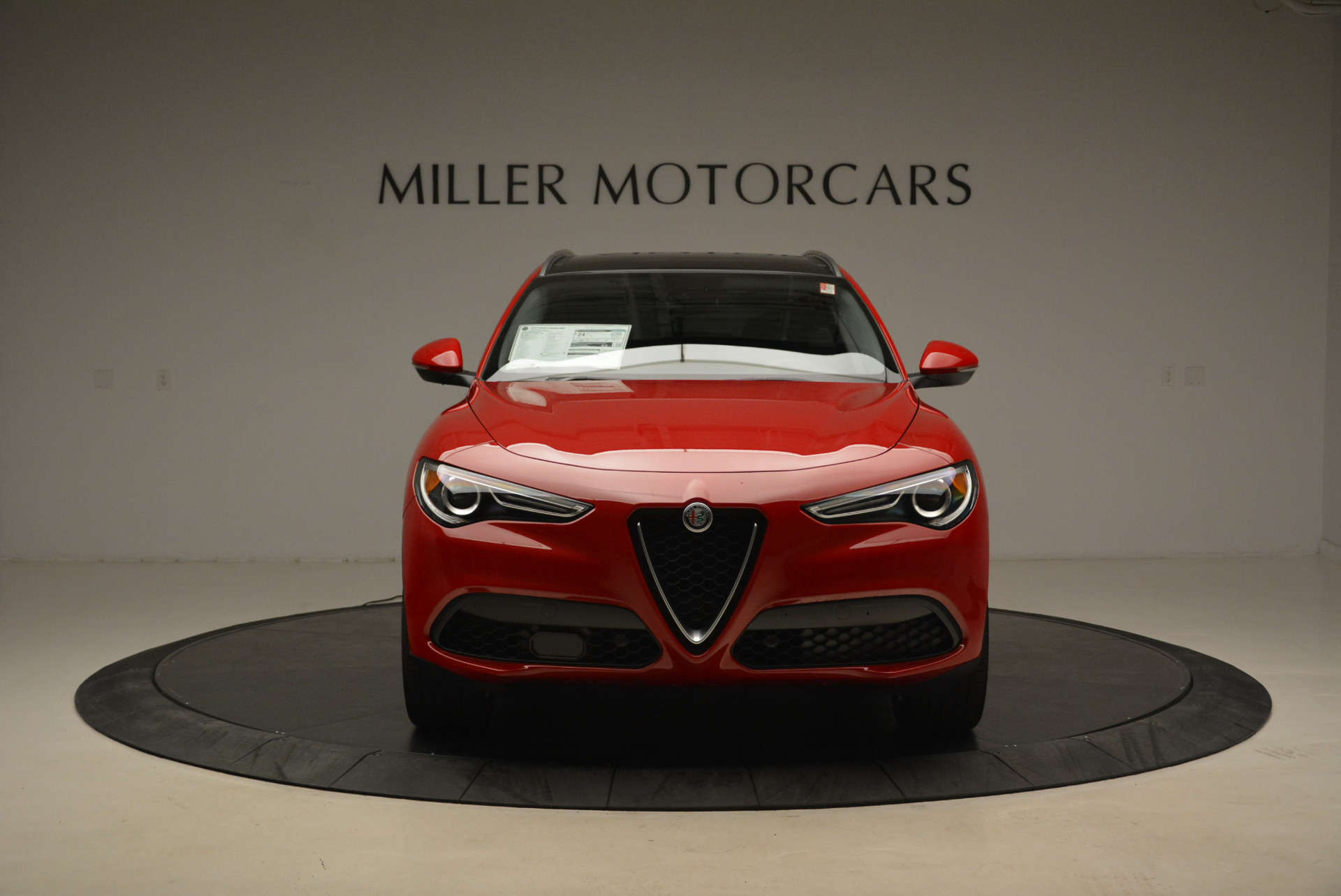New 2018 Alfa Romeo Stelvio Q4 For Sale In Greenwich, CT 1726_p12