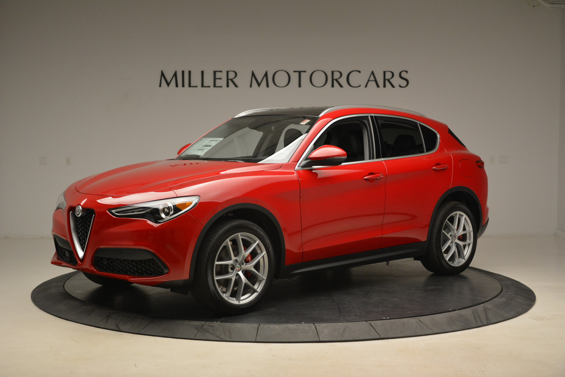New 2018 Alfa Romeo Stelvio Q4 For Sale In Greenwich, CT 1726_p2