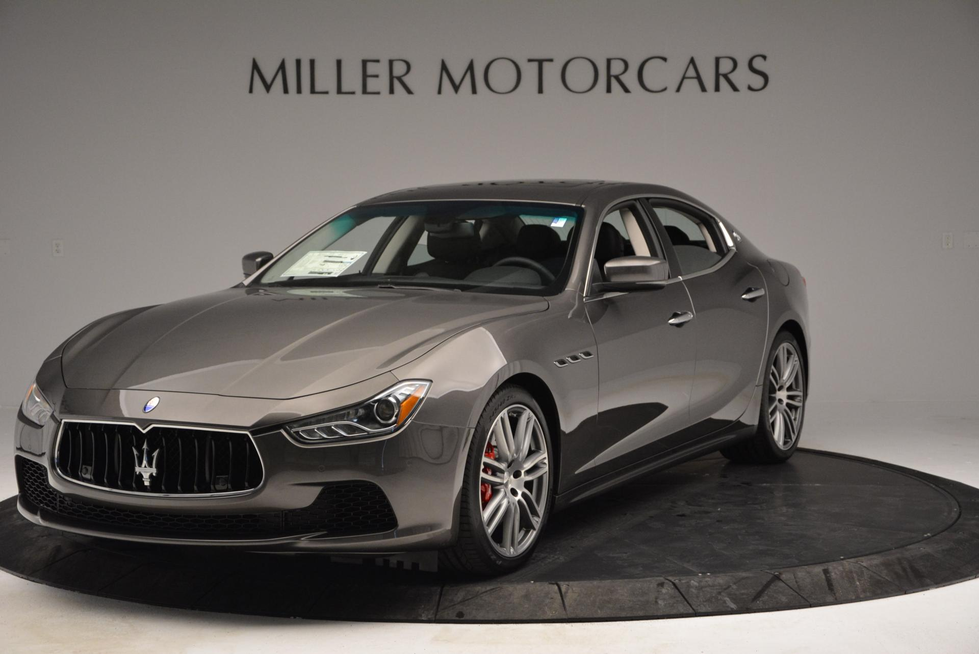 New 2016 Maserati Ghibli S Q4 For Sale In Greenwich, CT 173_main