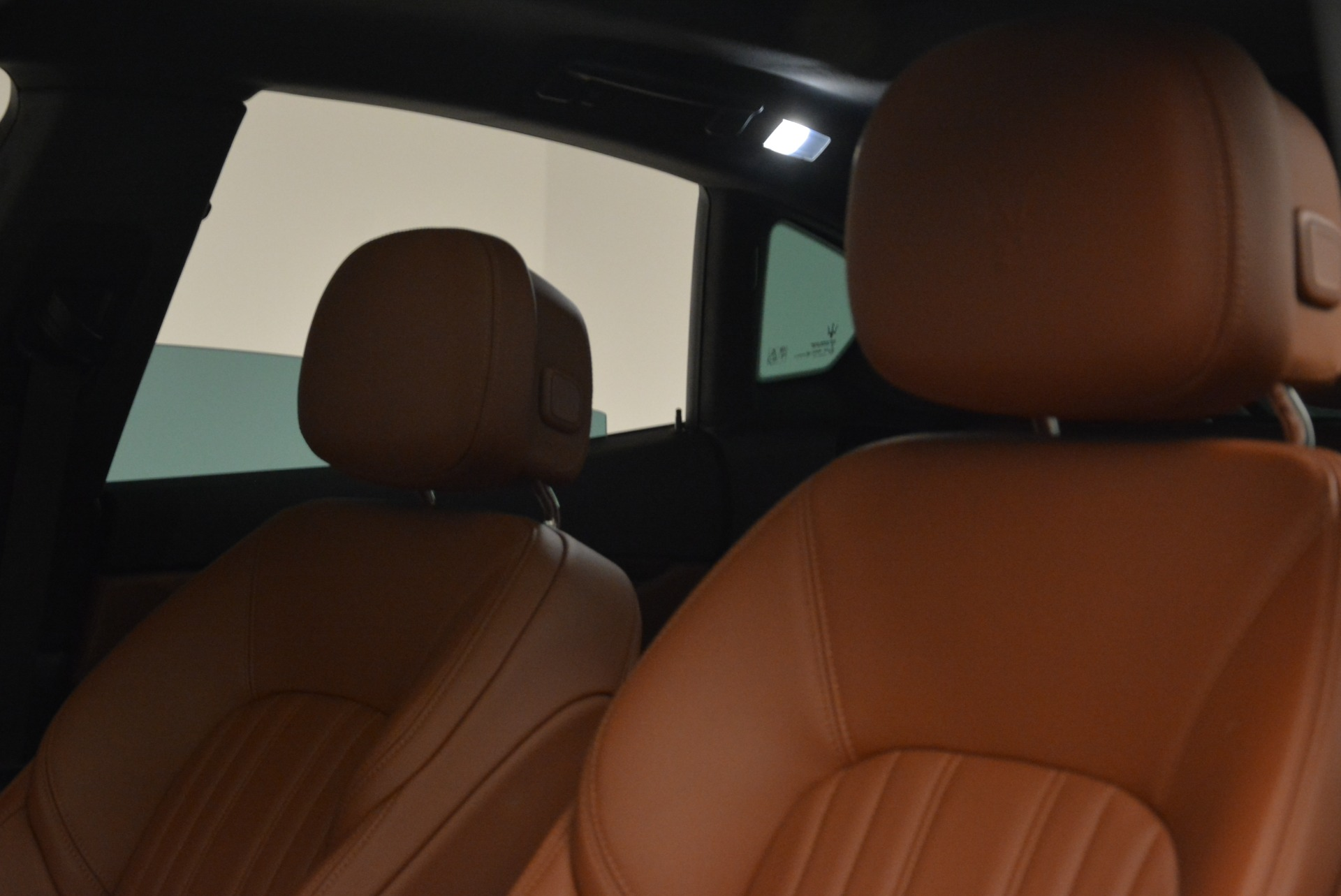 New 2018 Maserati Levante Q4 GranLusso For Sale In Greenwich, CT 1730_p12