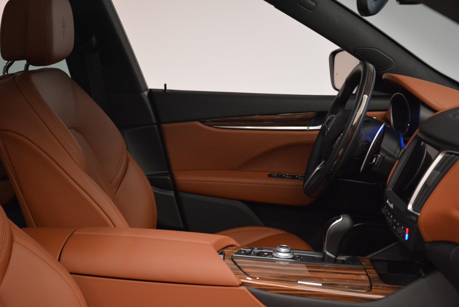 New 2018 Maserati Levante Q4 GranLusso For Sale In Greenwich, CT 1730_p18