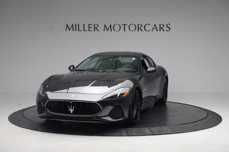 New 2018 Maserati GranTurismo Sport For Sale In Greenwich, CT 1731_main