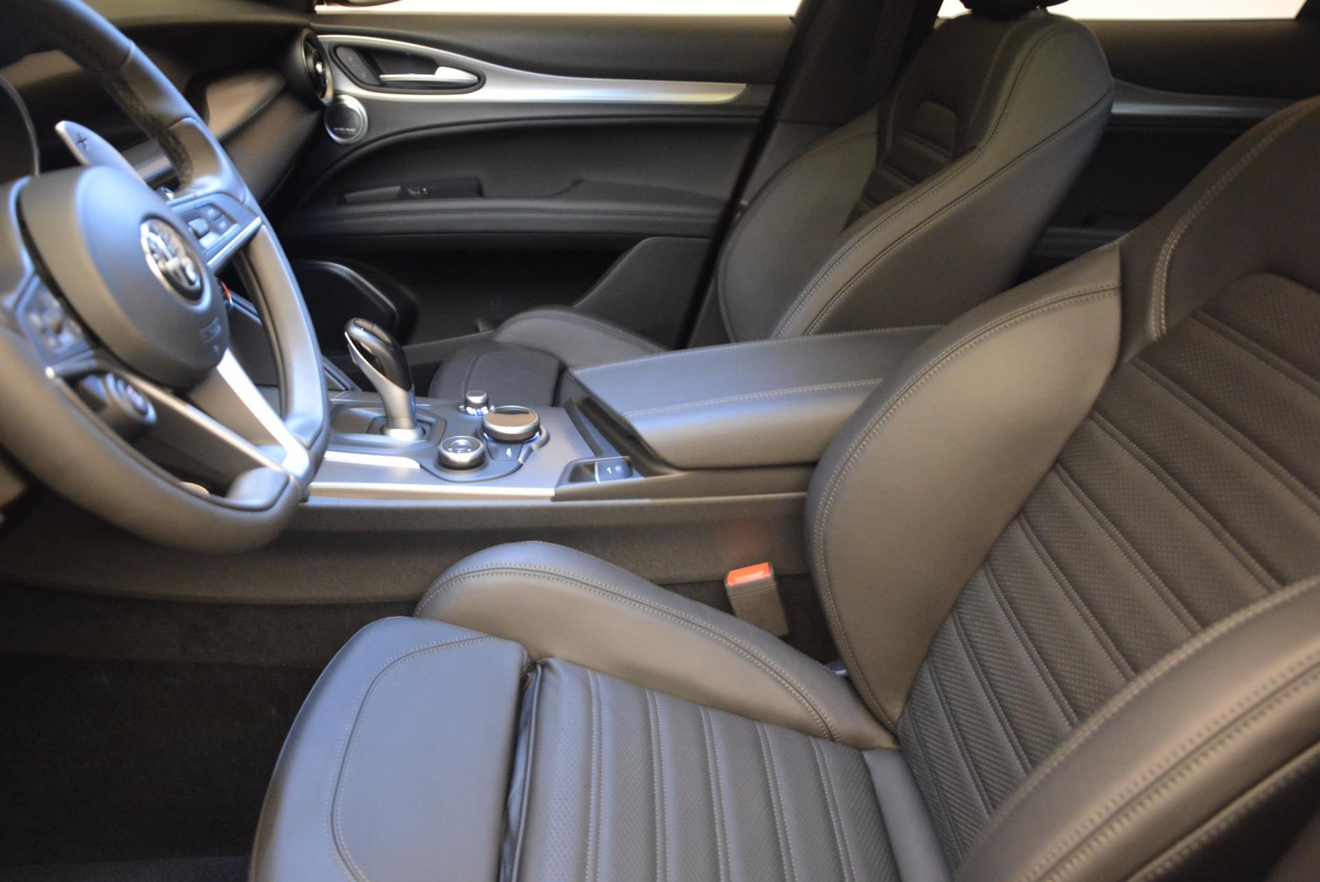 New 2018 Alfa Romeo Stelvio Ti Sport Q4 For Sale In Greenwich, CT 1732_p14